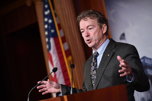 Image for Rand Paul is first senator to test positive for coronavirus