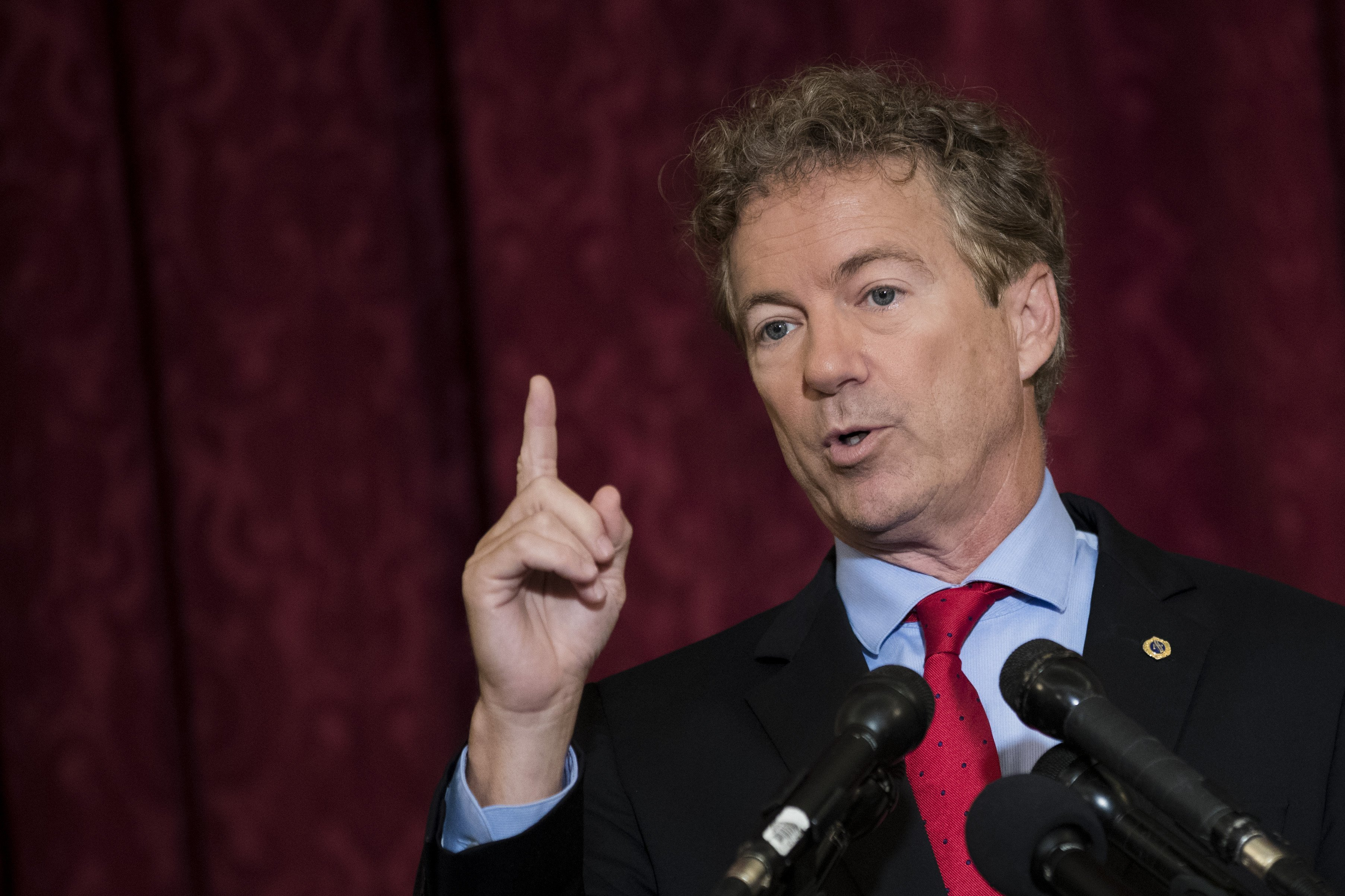 Rand Paul stops unanimous passage of 9/11 first responders funding bill