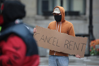 Evictions loom as state freezes on rent payments expire
