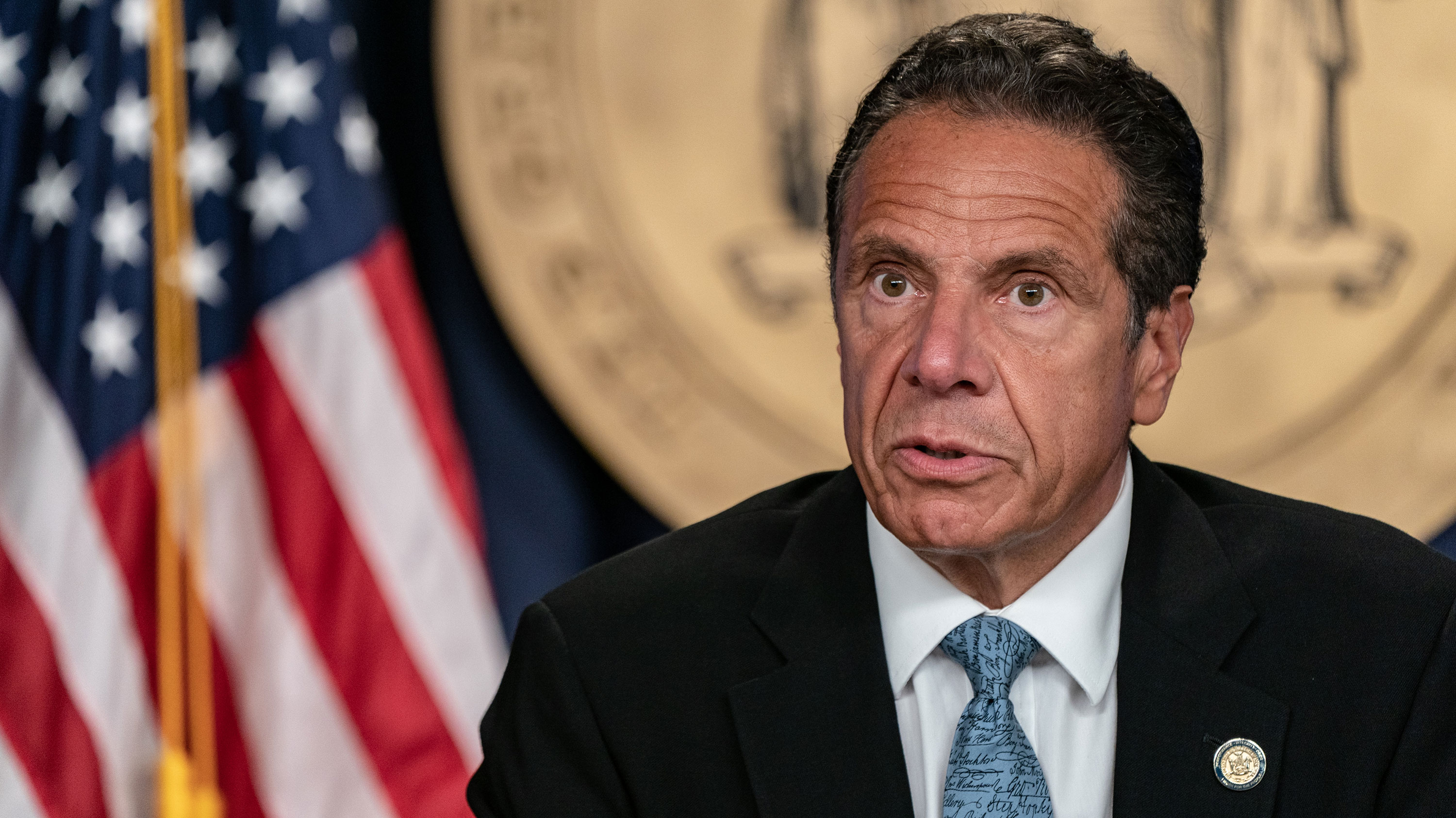 New York state lawmakers moving to repeal Cuomo's expanded executive powers