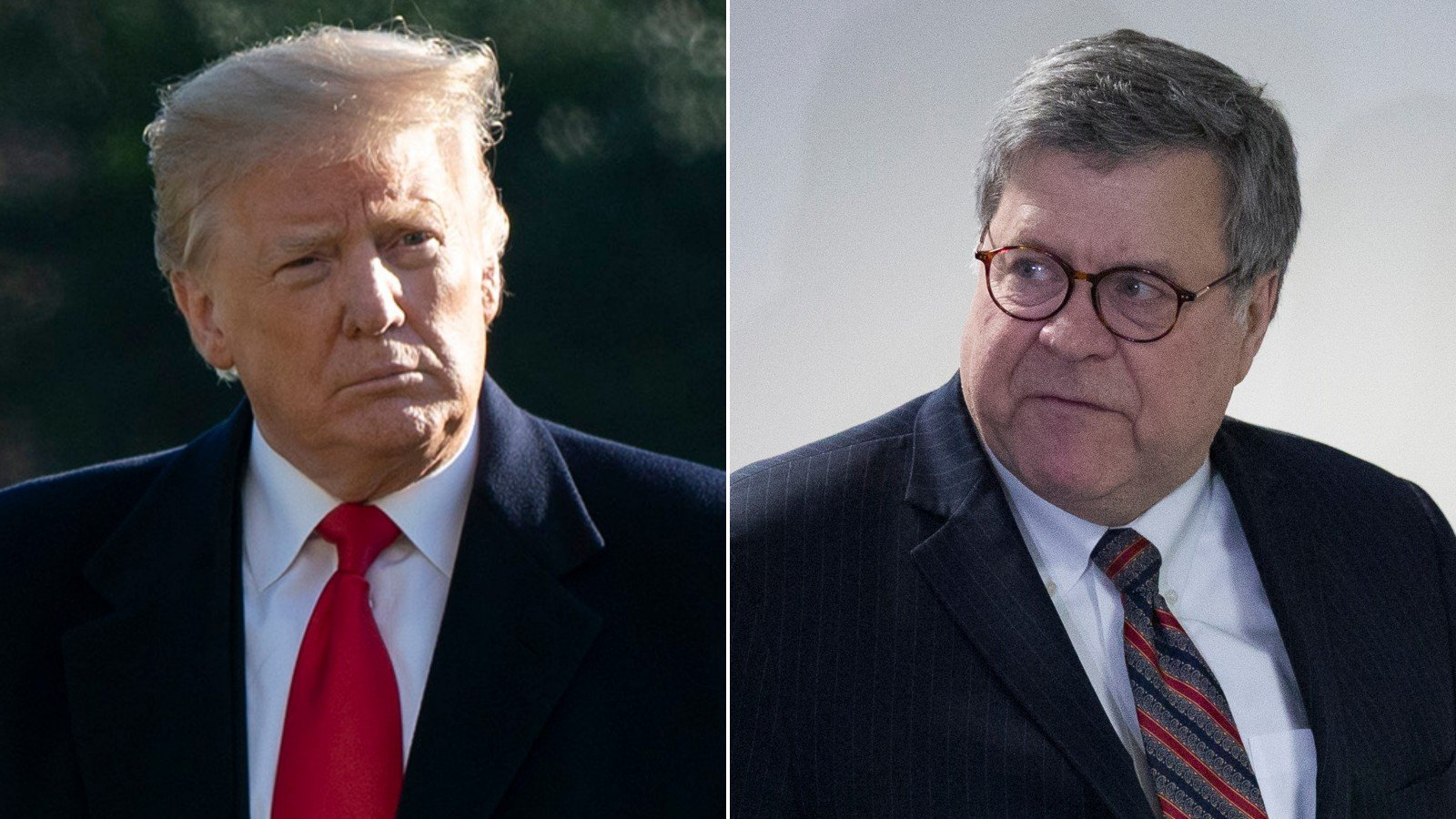 Attorney General William Barr on Capitol Hill as Republicans await word from Trump on guns