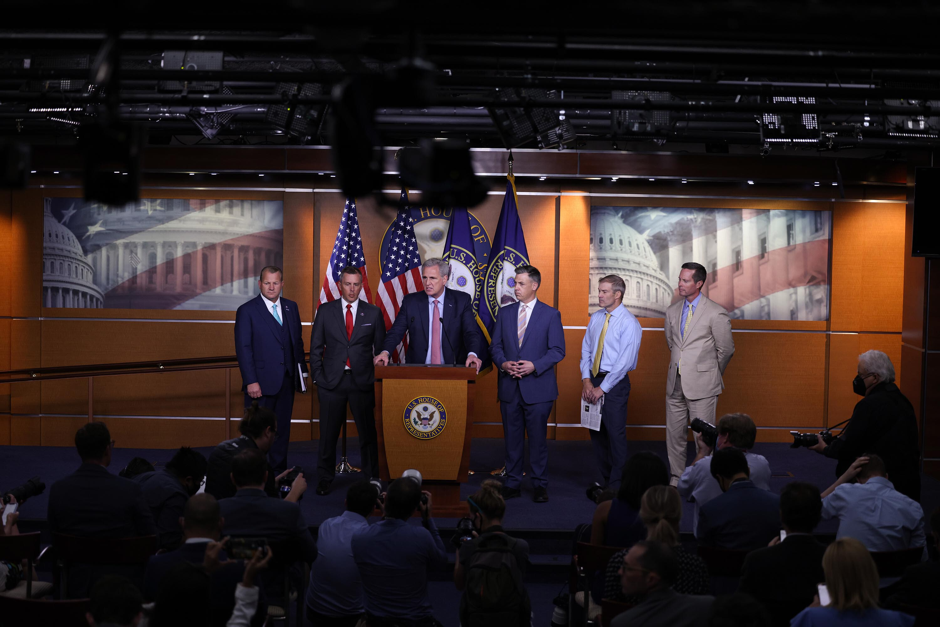 Republicans attempt to undermine and distract from first 1/6 select committee hearing