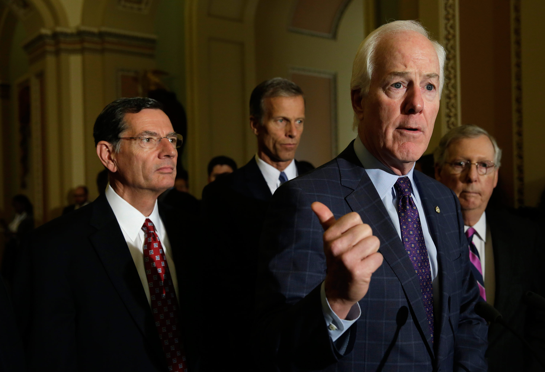 GOP senators critical of Trump's response to unrest following Floyd's death