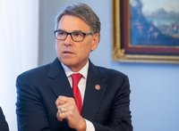 Rick Perry 'didn't see a problem' talking to Giuliani about Ukraine and 'doesn't know' if he'll comply with House subpoena