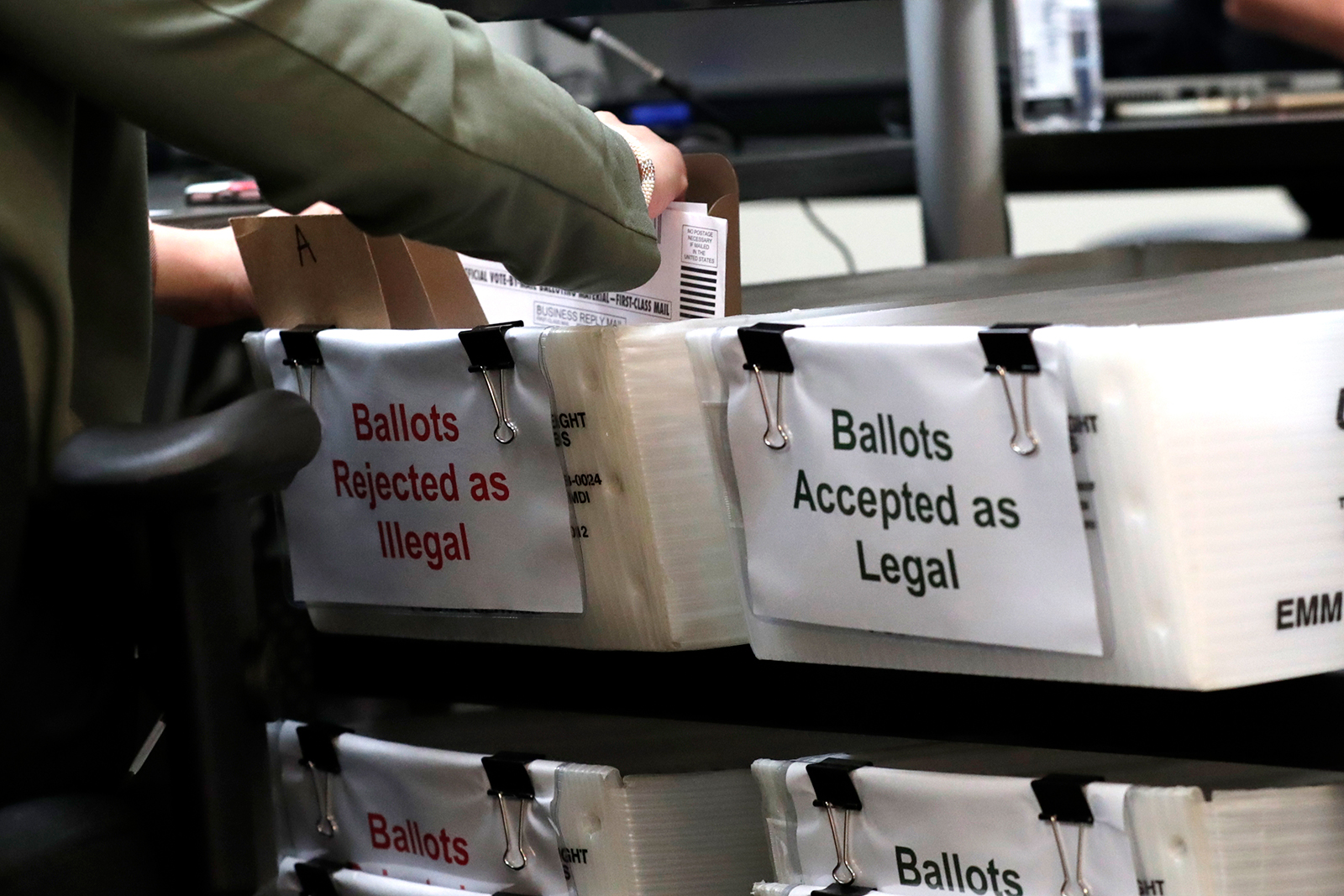 Republicans ask Supreme Court to intervene in Rhode Island case involving witness requirements for absentee ballots