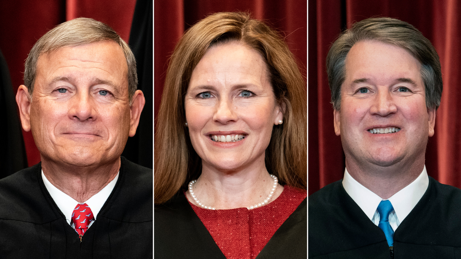 Roberts, Kavanaugh and Barrett have seized the Supreme Court for now