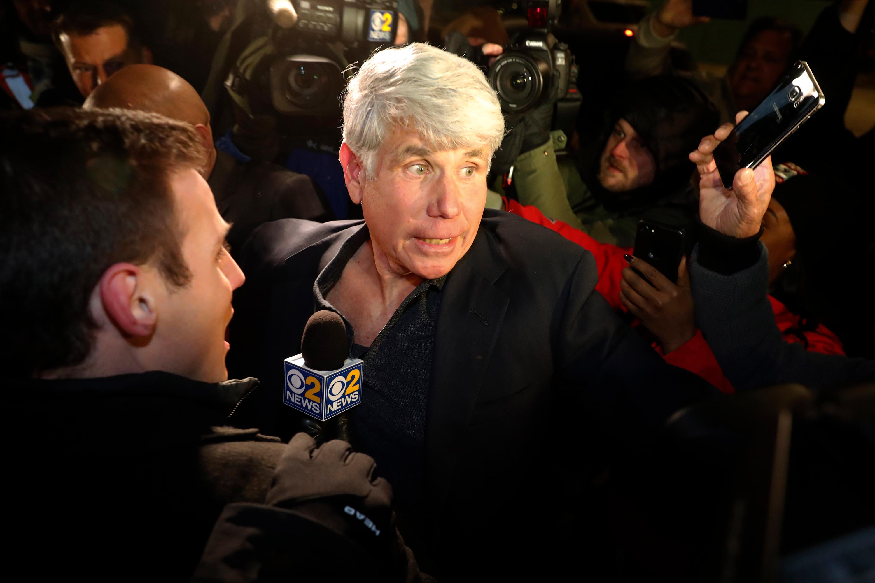 Rod Blagojevich is charging $100 for personalized shout-outs on Cameo