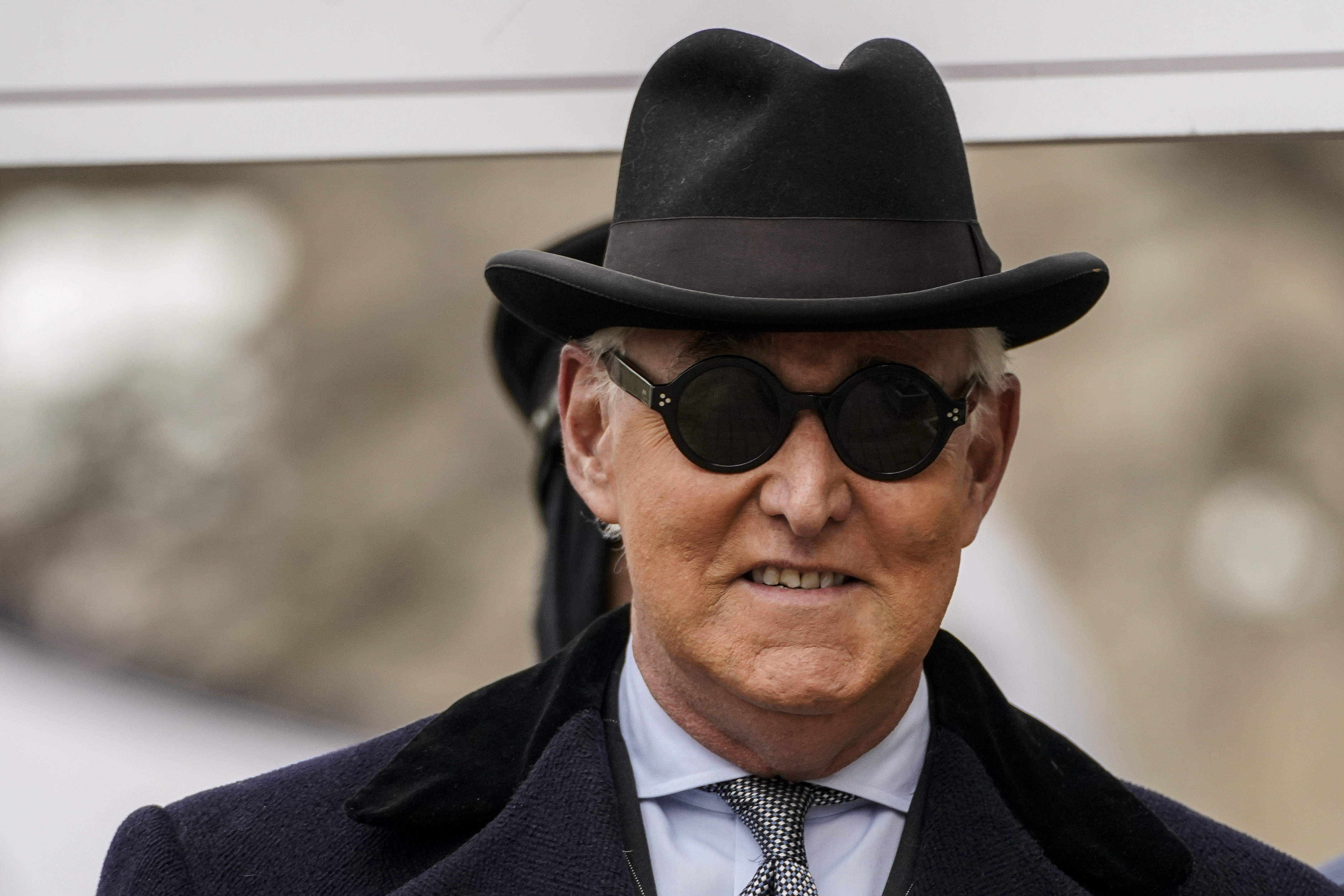 Justice Department supports Roger Stone going to prison on Tuesday
