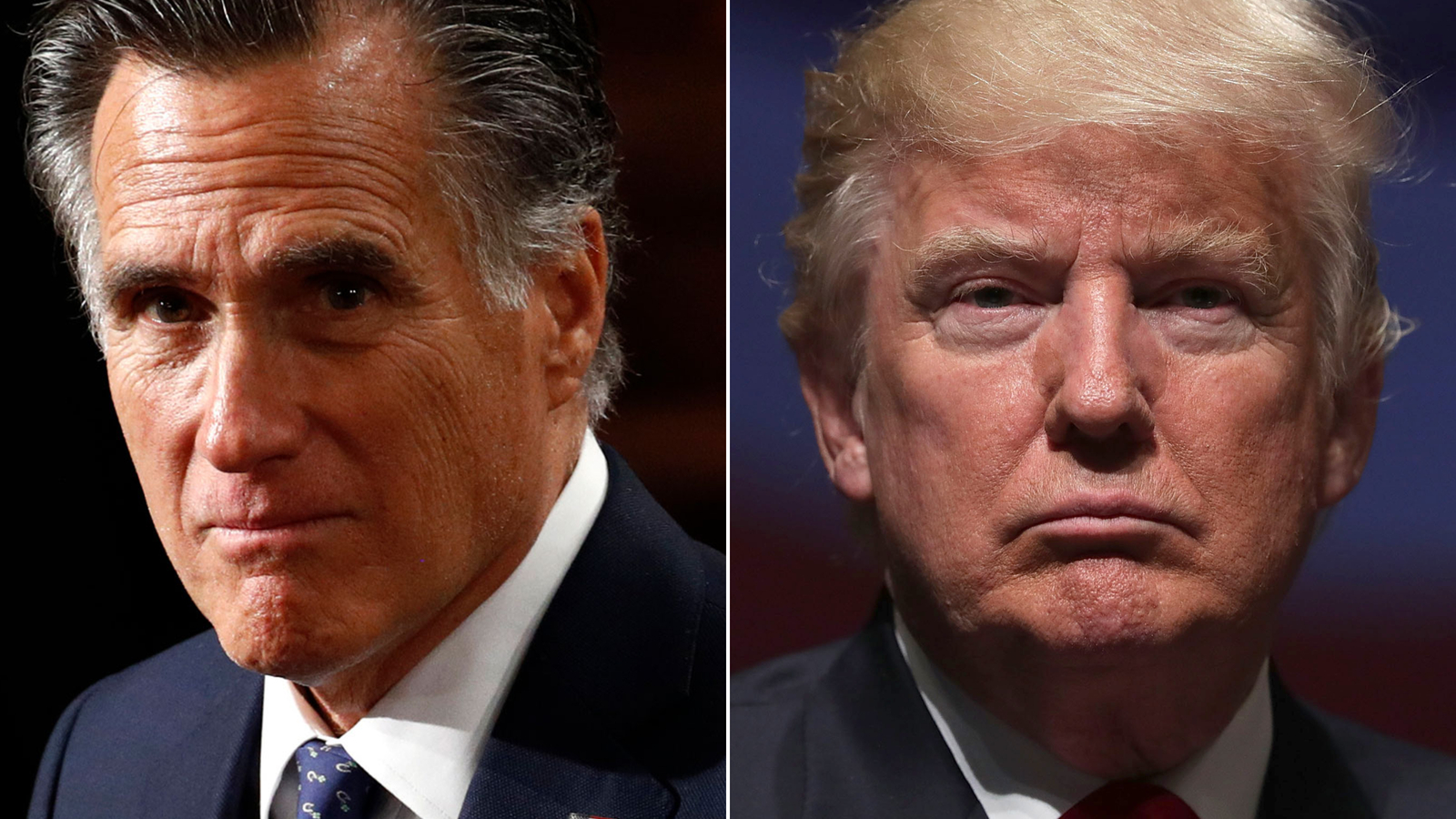 Romney calls Trump's leadership on Covid-19 'a great human tragedy'