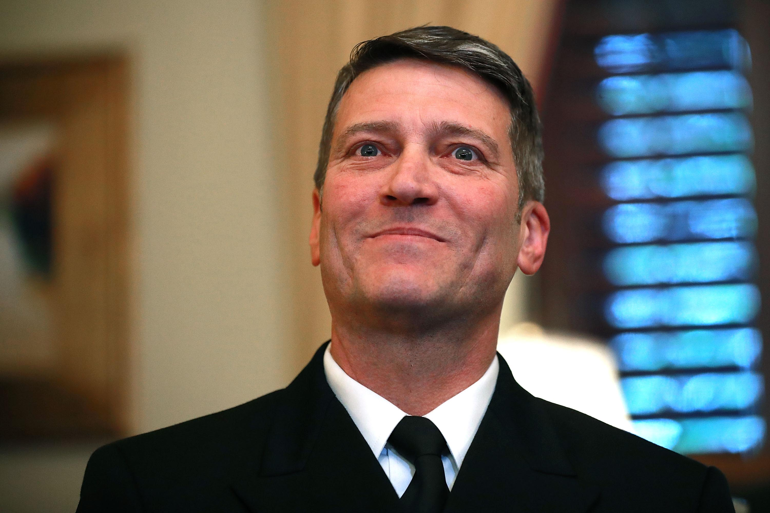 Trump's former physician Ronny Jackson wins GOP primary runoff for Texas congressional seat