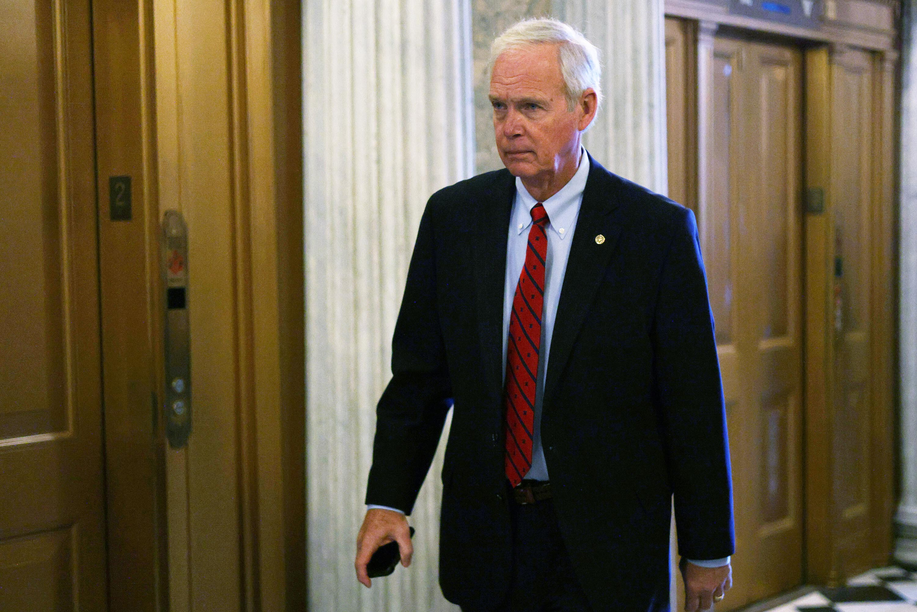 Sen. Ron Johnson's evolution from Tea Party insurgent to conspiracy theory promoter
