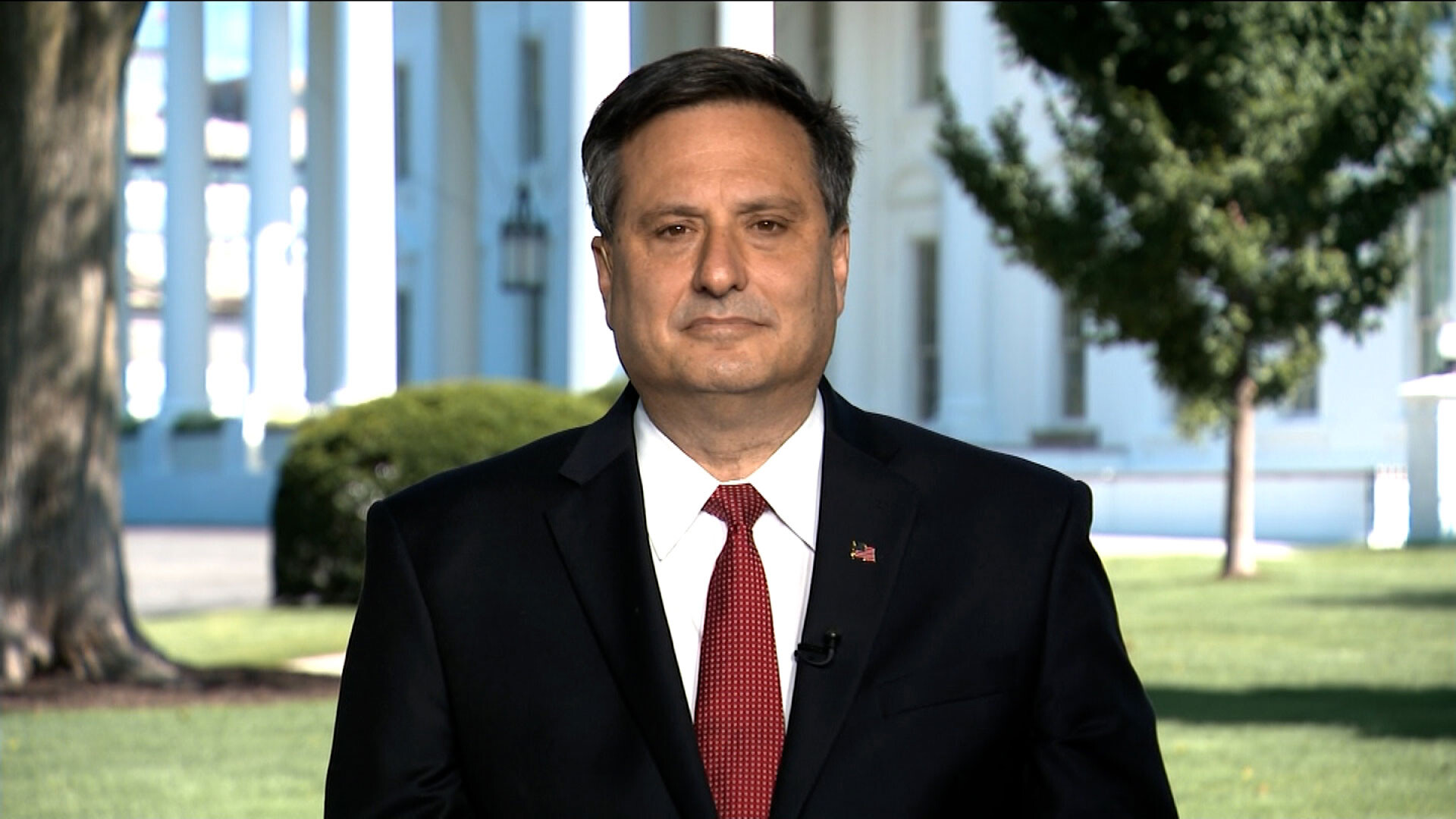 White House chief of staff: US is 'going to find ways' to get remaining Americans out of Afghanistan