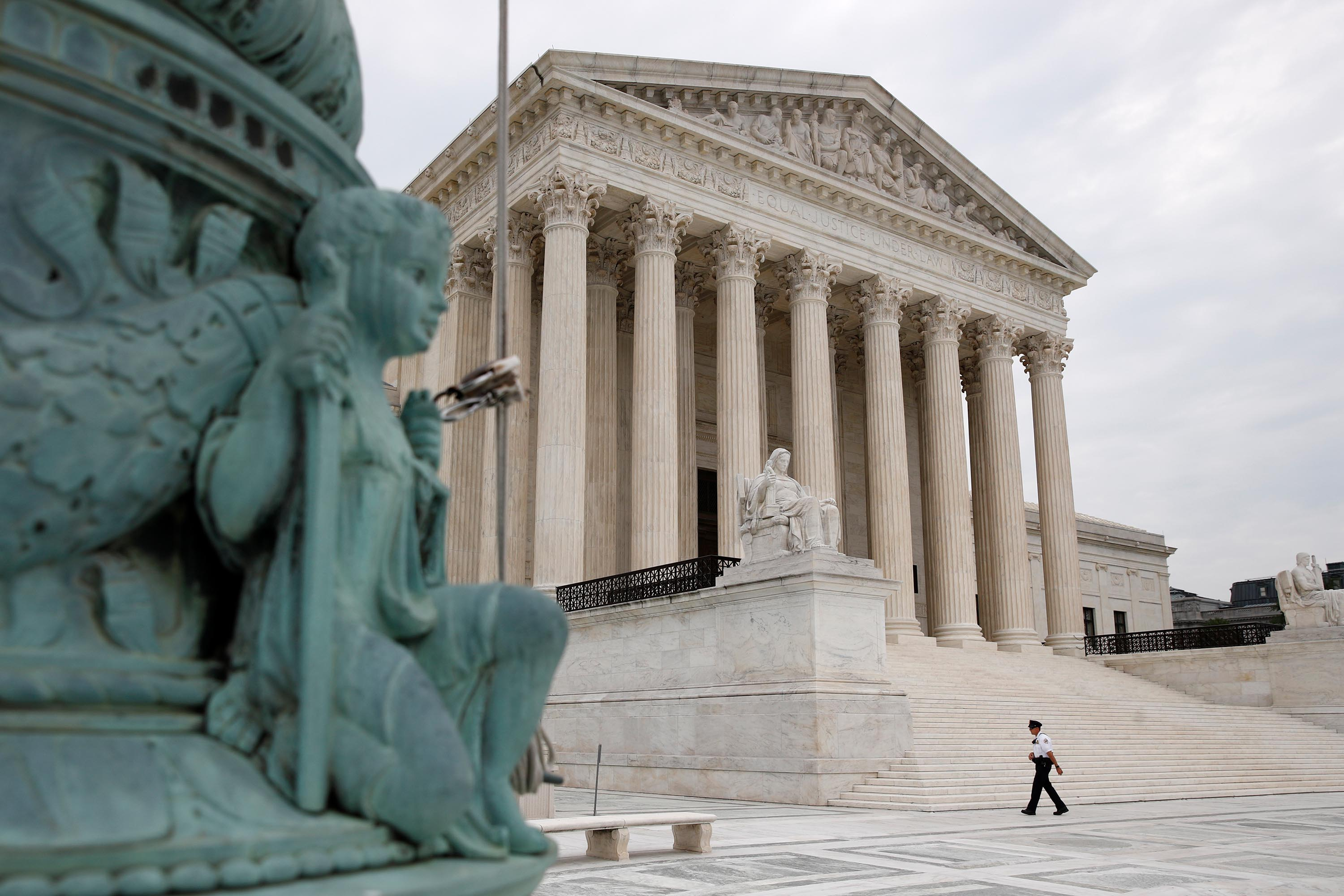 Supreme Court rules broad swath of Oklahoma is Native American land for purposes of federal criminal law