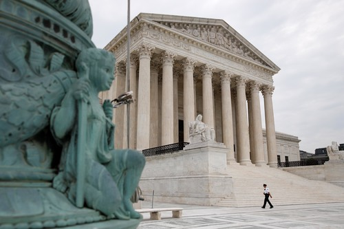 Image for Supreme Court rules broad swath of Oklahoma is Native American land for purposes of federal criminal law