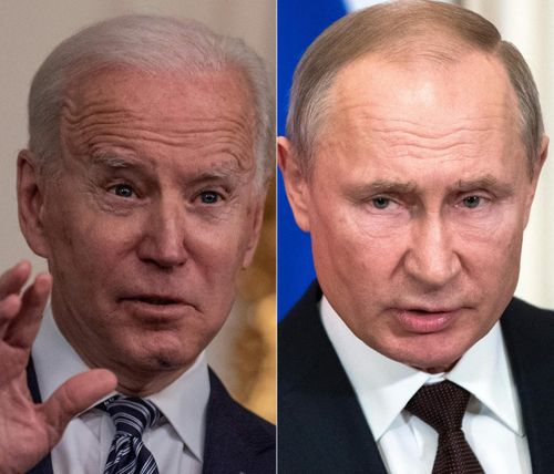 Image for READ: Biden's executive order imposing new sanctions on Russia