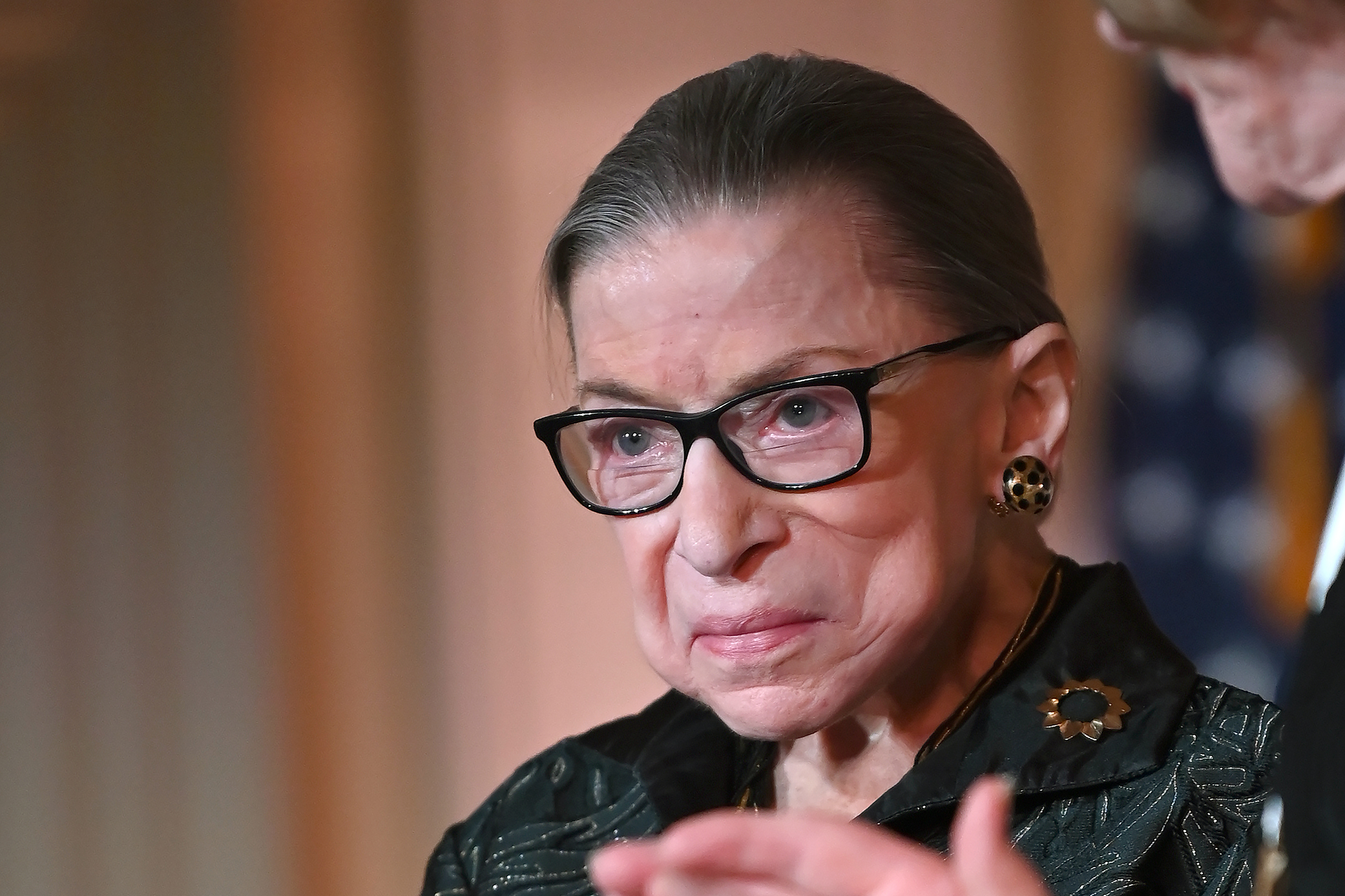 Ruth Bader Ginsburg worked through her fifth bout of cancer to help shape a blockbuster Supreme Court term