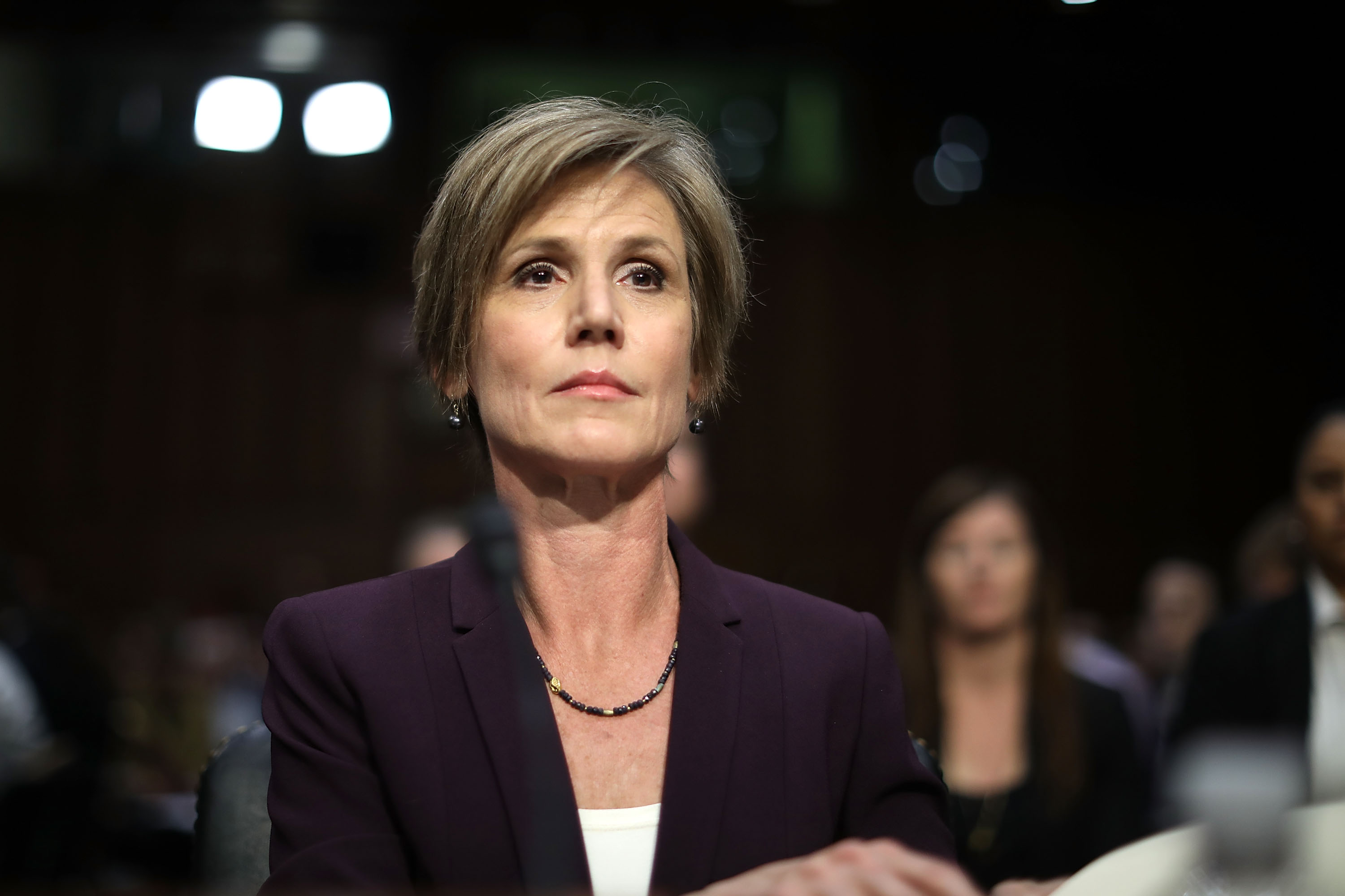 Ex-acting AG Sally Yates defends FBI investigation into Flynn, calls Barr move to drop charges 'highly irregular'