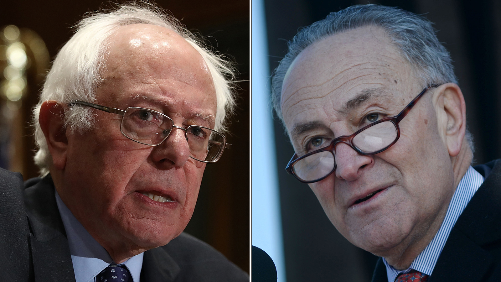 Sanders and Schumer call on McConnell to hold hearings to fight election conspiracy theories
