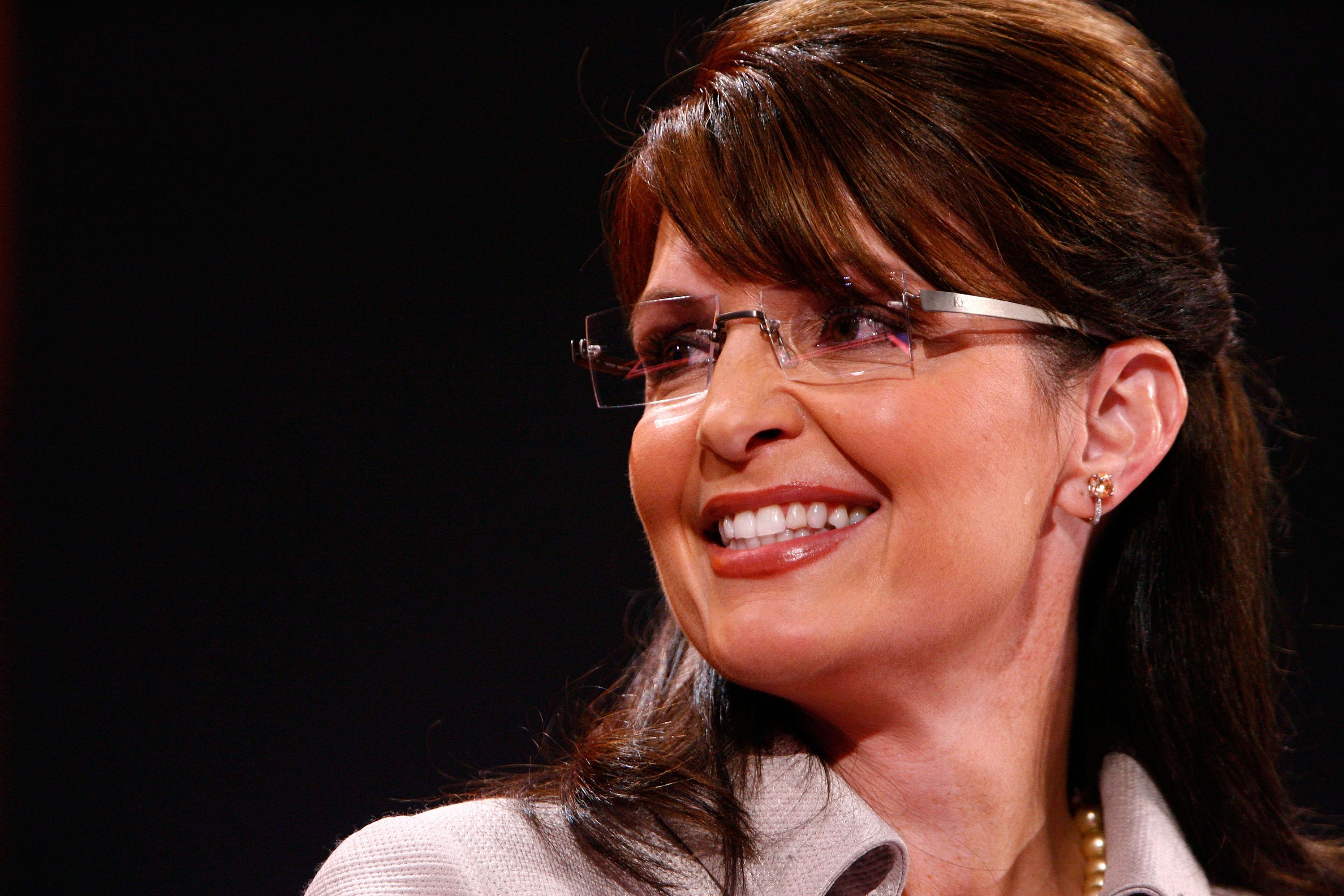 Sarah Palin hopes media treats Kamala Harris 'not as personally rough' as they treated her