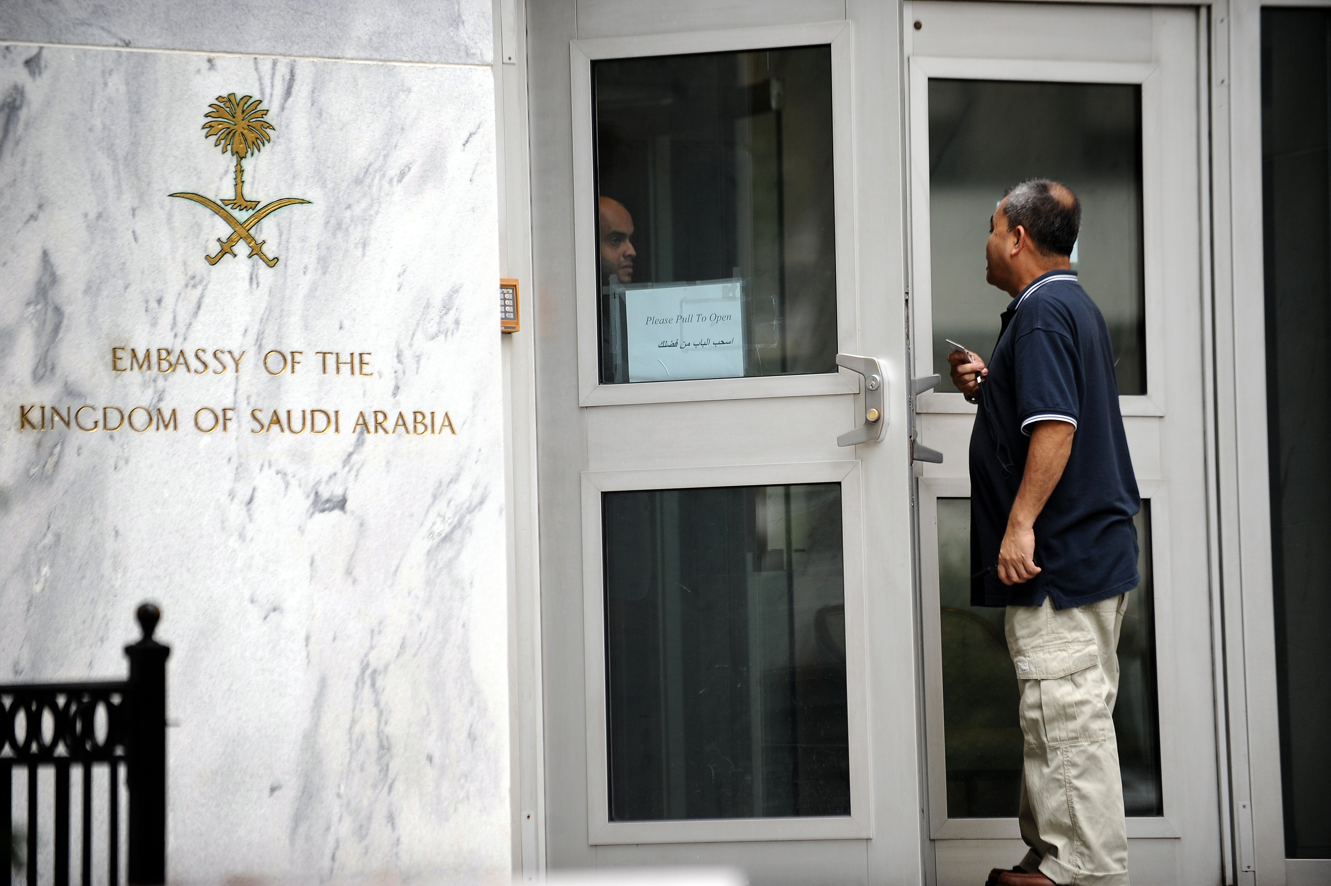 Saudi embassy says it welcomes the release of classified documents related to September 11 attacks