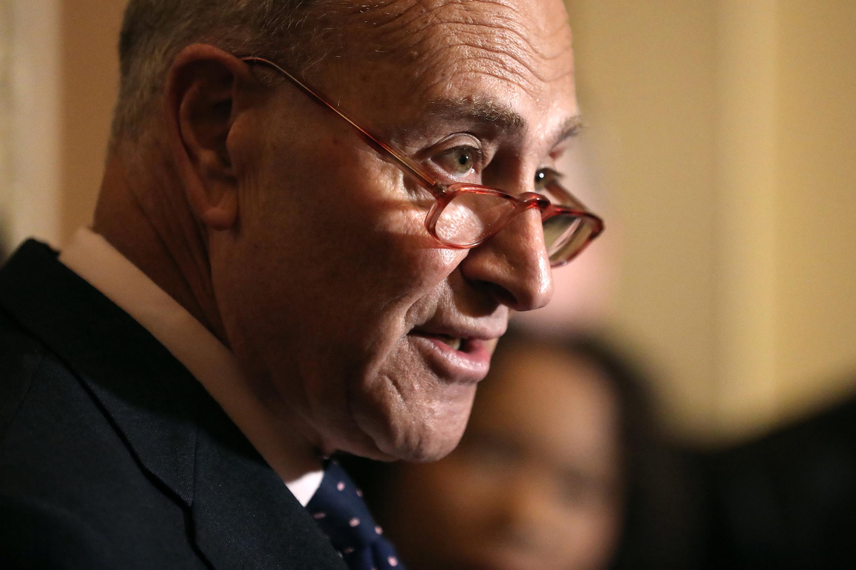 Schumer announces all-female Senate sergeant-at-arms team following US Capitol riot