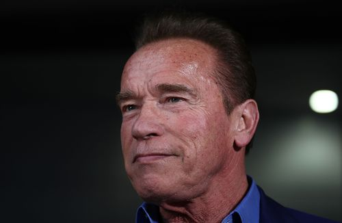 Image for Arnold Schwarzenegger says Trump is a 'failed leader' and urges unity after Capitol siege
