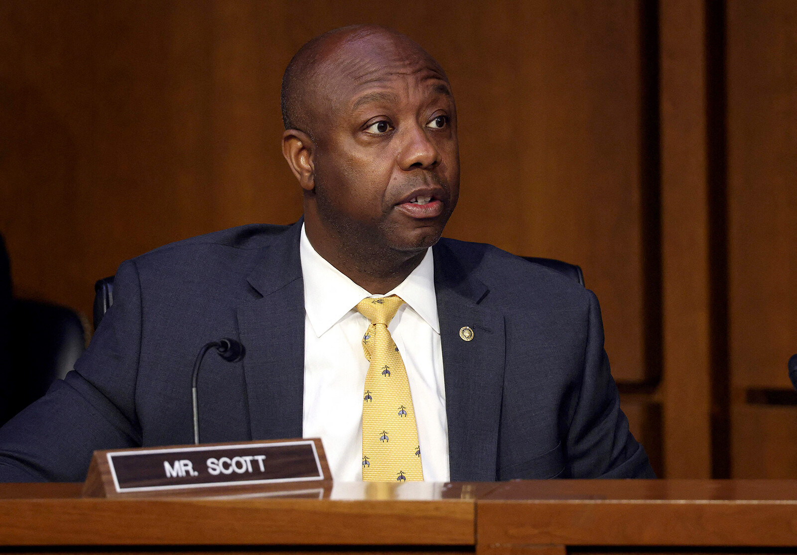 Top police organizations push back on GOP Sen. Tim Scott's attack on Democrats for why police reform talks broke down