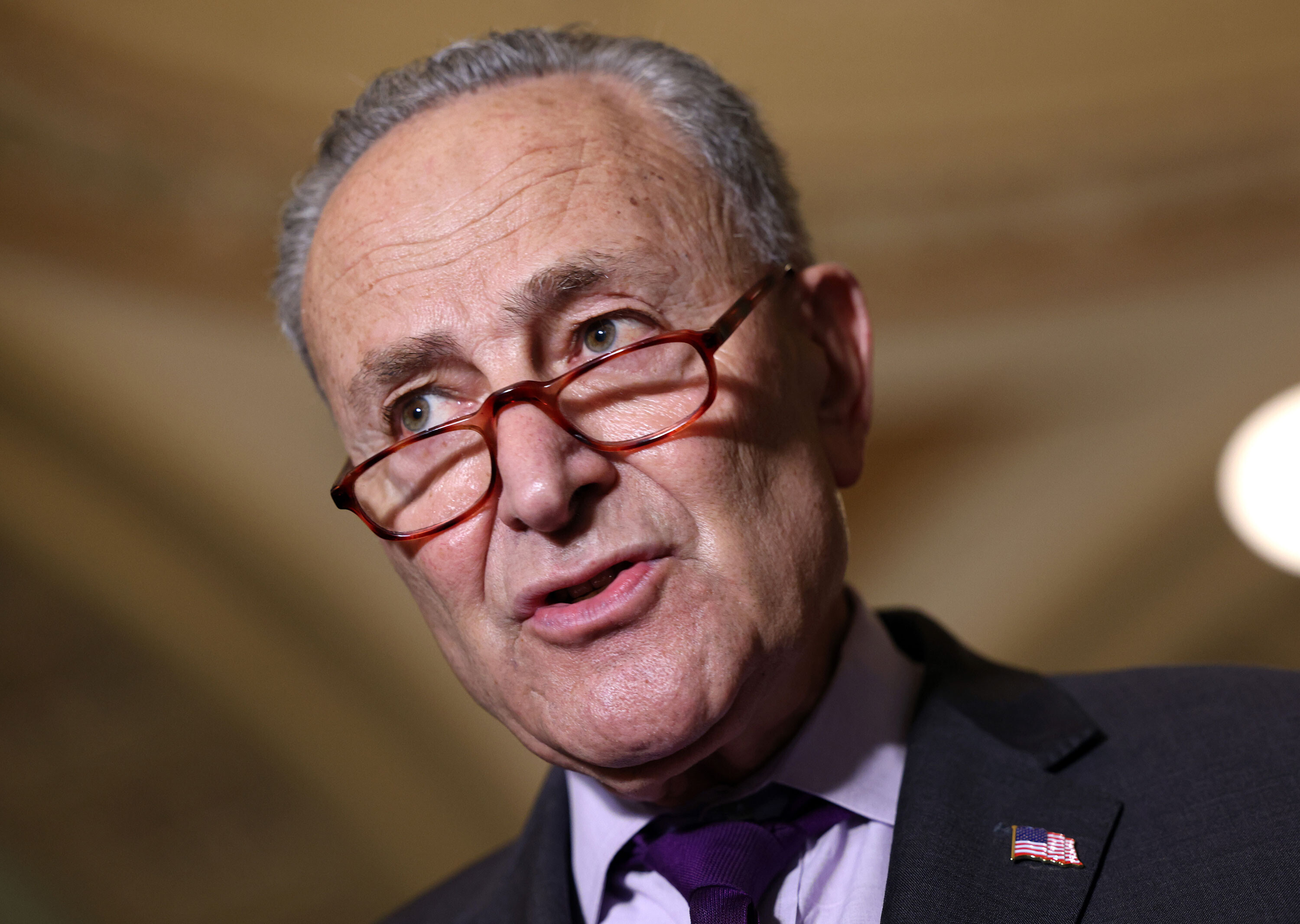 Senate Democrats approve $3.5 trillion budget resolution in key step toward passing major economic package without GOP votes