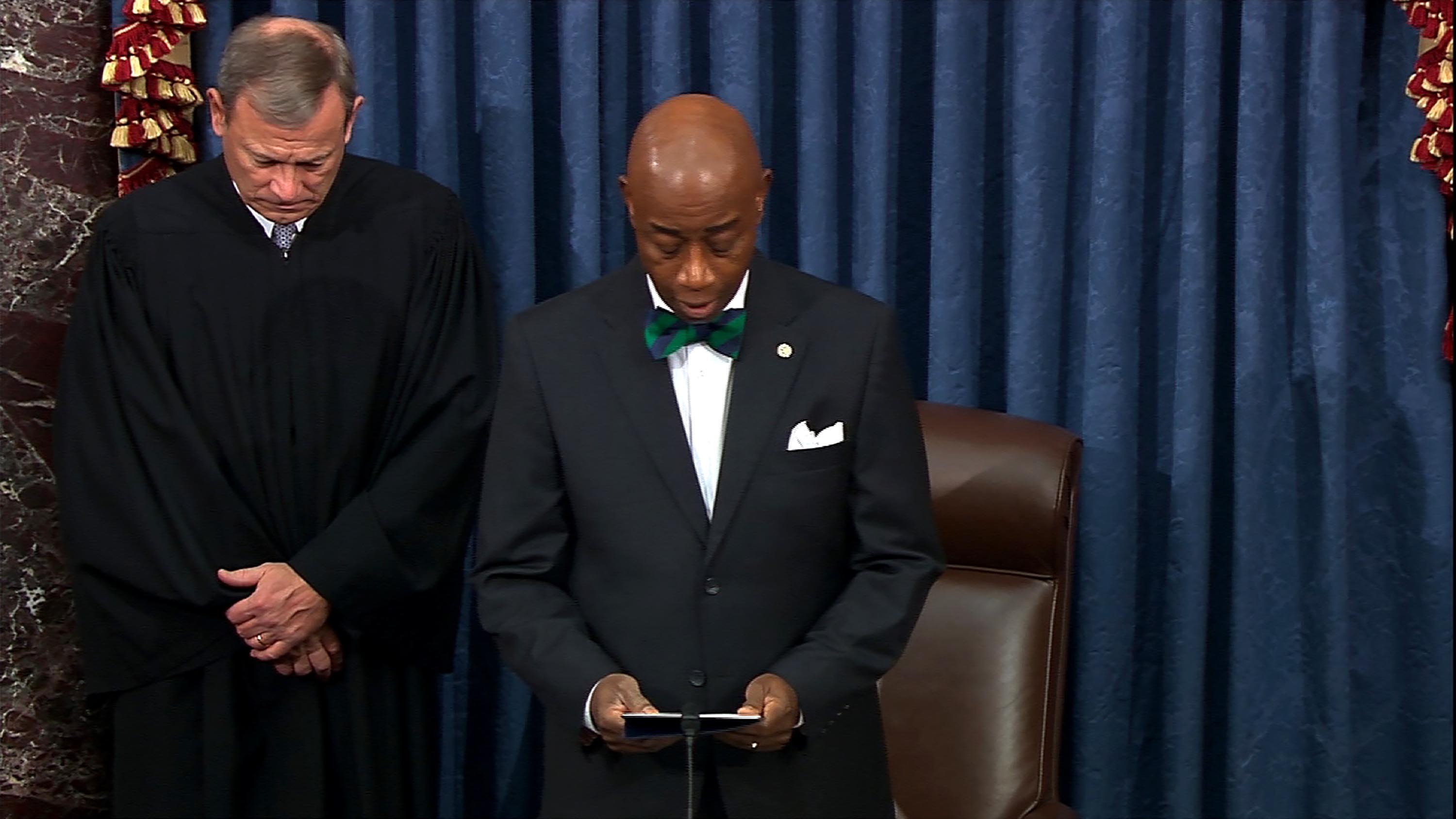 Senate chaplain opens second day of impeachment trial with pointed prayer: 'Patriots reside on both sides of the aisle'