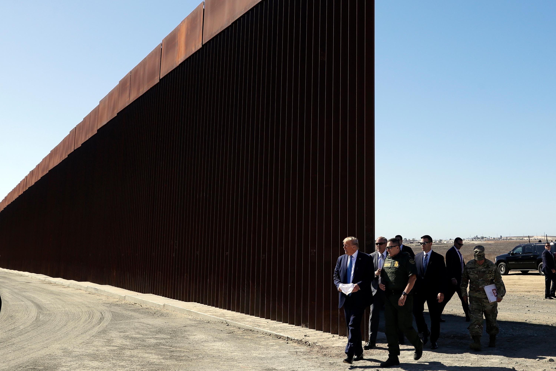 Senate again fails to override Trump's border wall emergency declaration