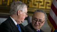 Senate debate over McConnell resolution expected to begin in open session Tuesday