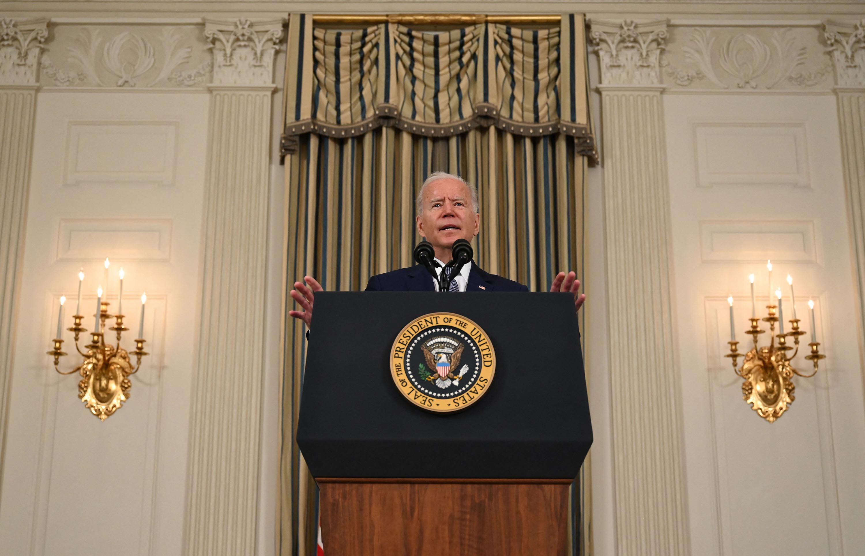 Biden orders review and potential release of classified documents related to September 11 attacks