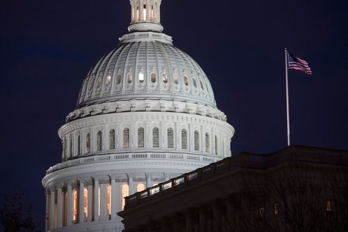 Image for Clock ticking as lawmakers move to avoid government shutdown