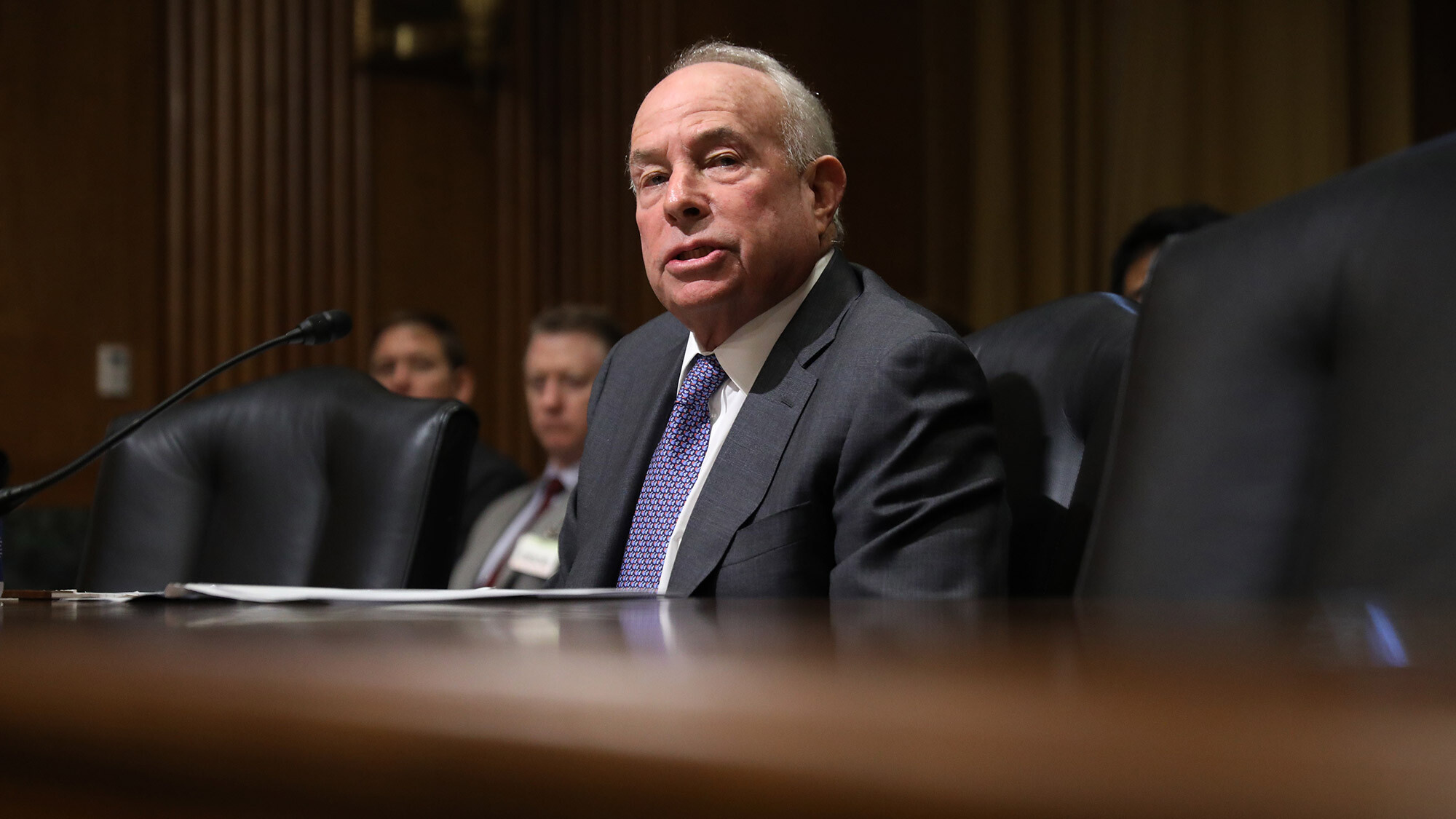 Biden administration took steps to 'off-board' fired Social Security chief, administration official says