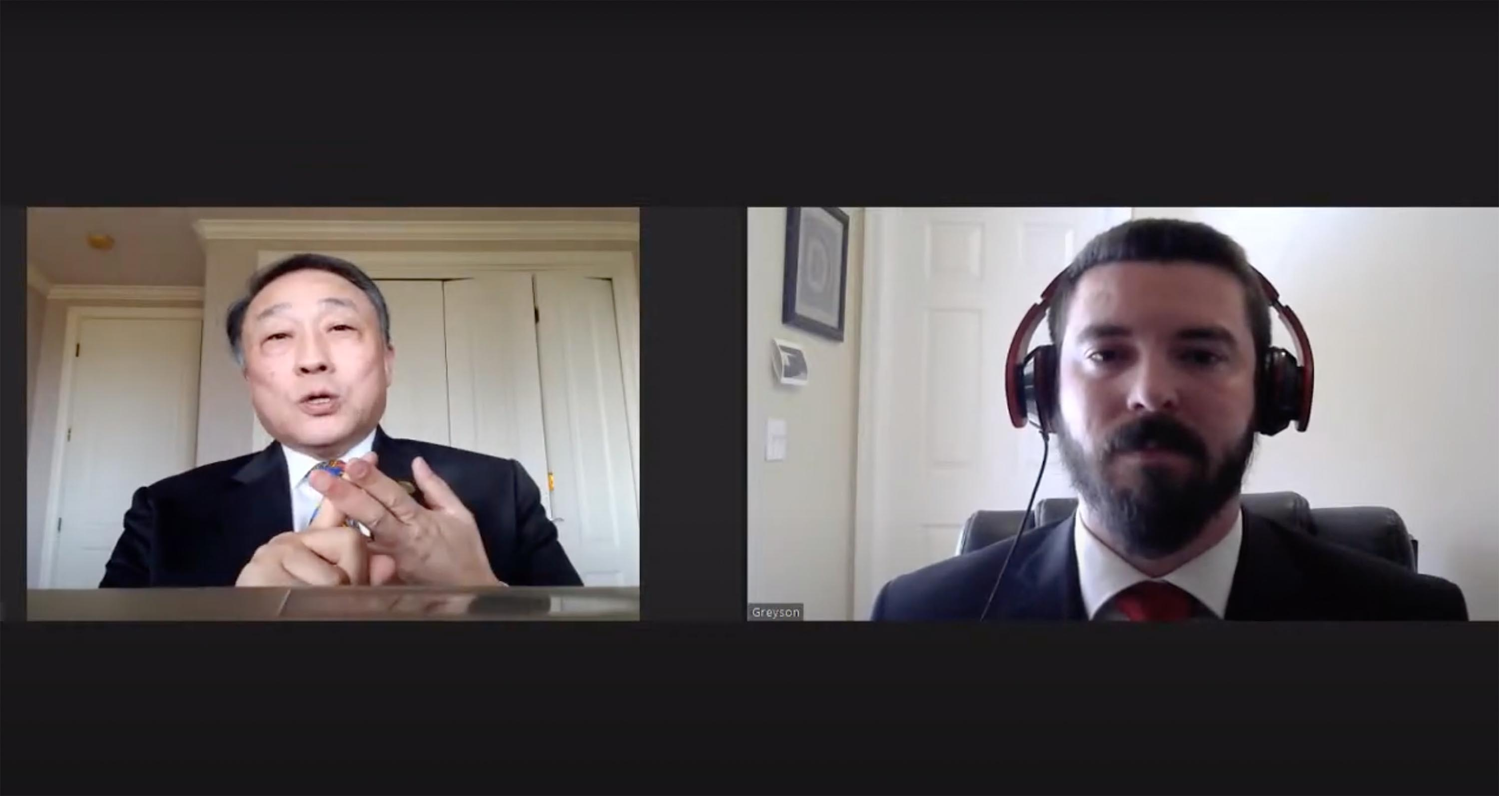 Top Oregon RNC official says he was unaware of pro-Nazi host and White national activist they discussed during YouTube chat