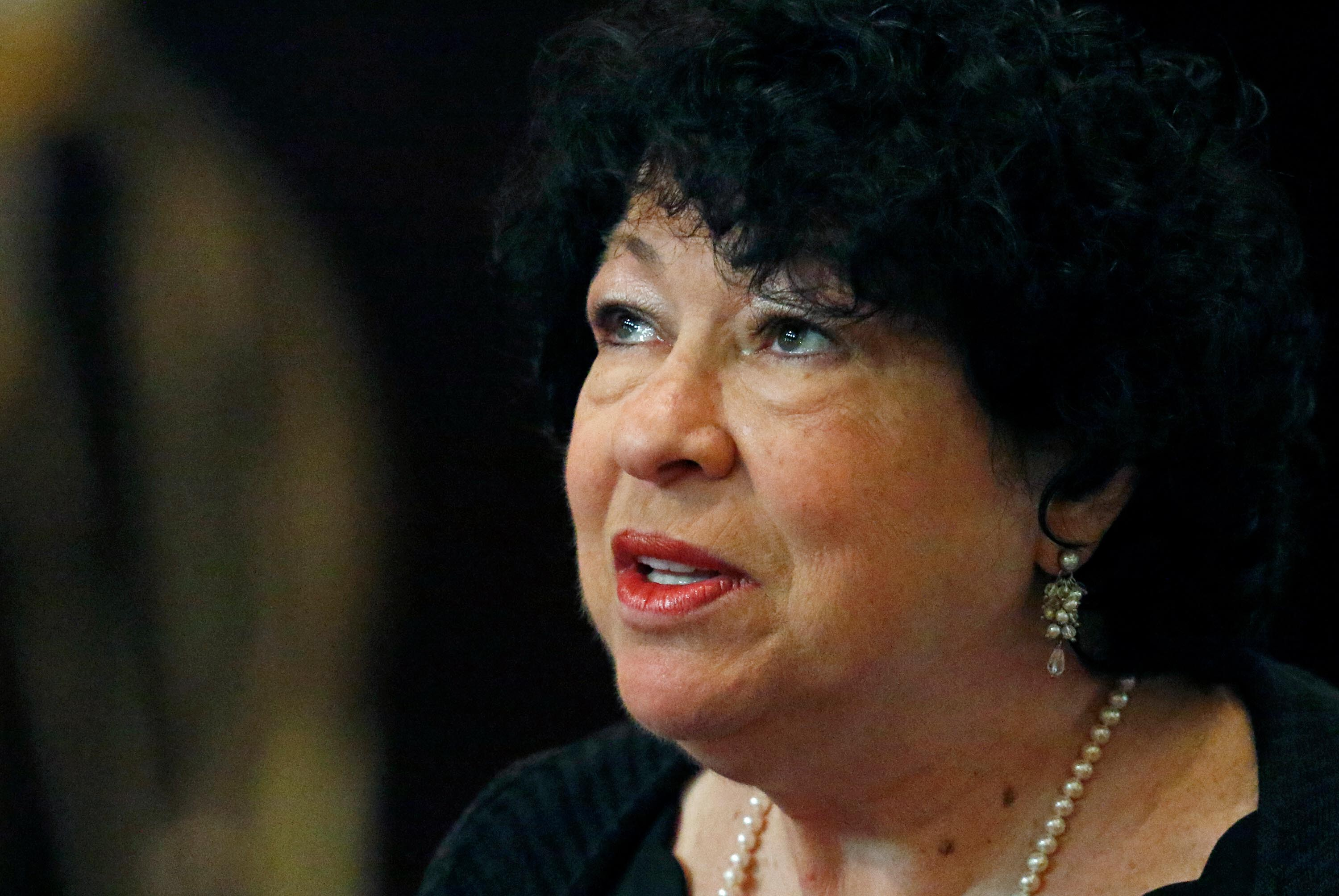Justice Sonia Sotomayor criticizes colleagues for allowing Texas abortion ban to remain in effect
