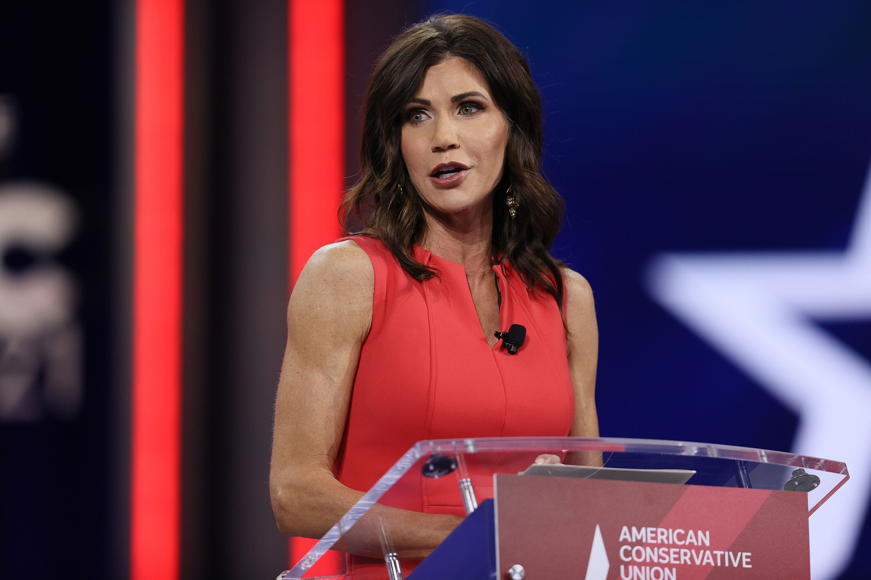 Controversy follows Noem in South Dakota as she eyes national stage