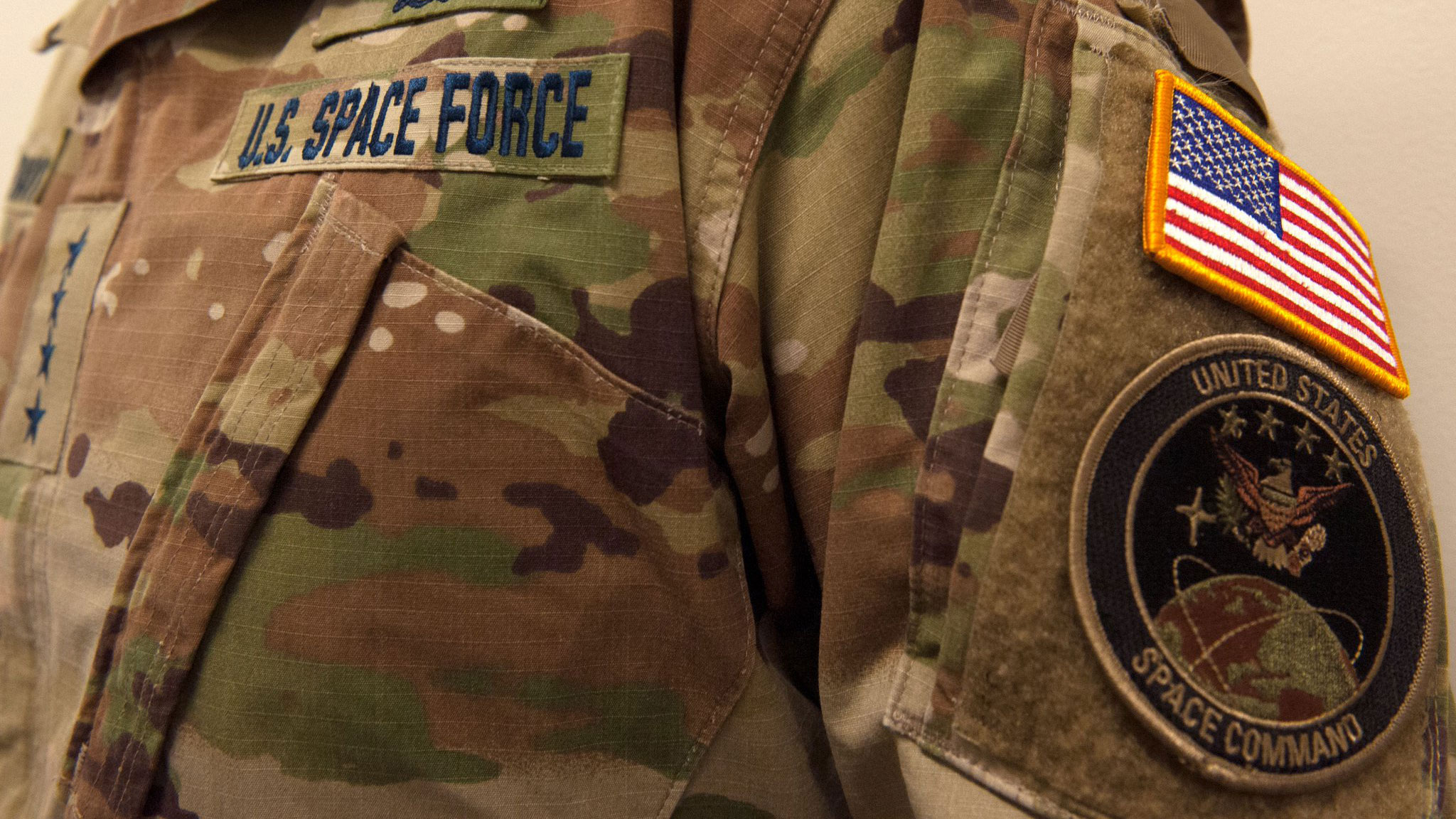 The US Space Force has revealed its utility uniform, and the internet has things to say about it