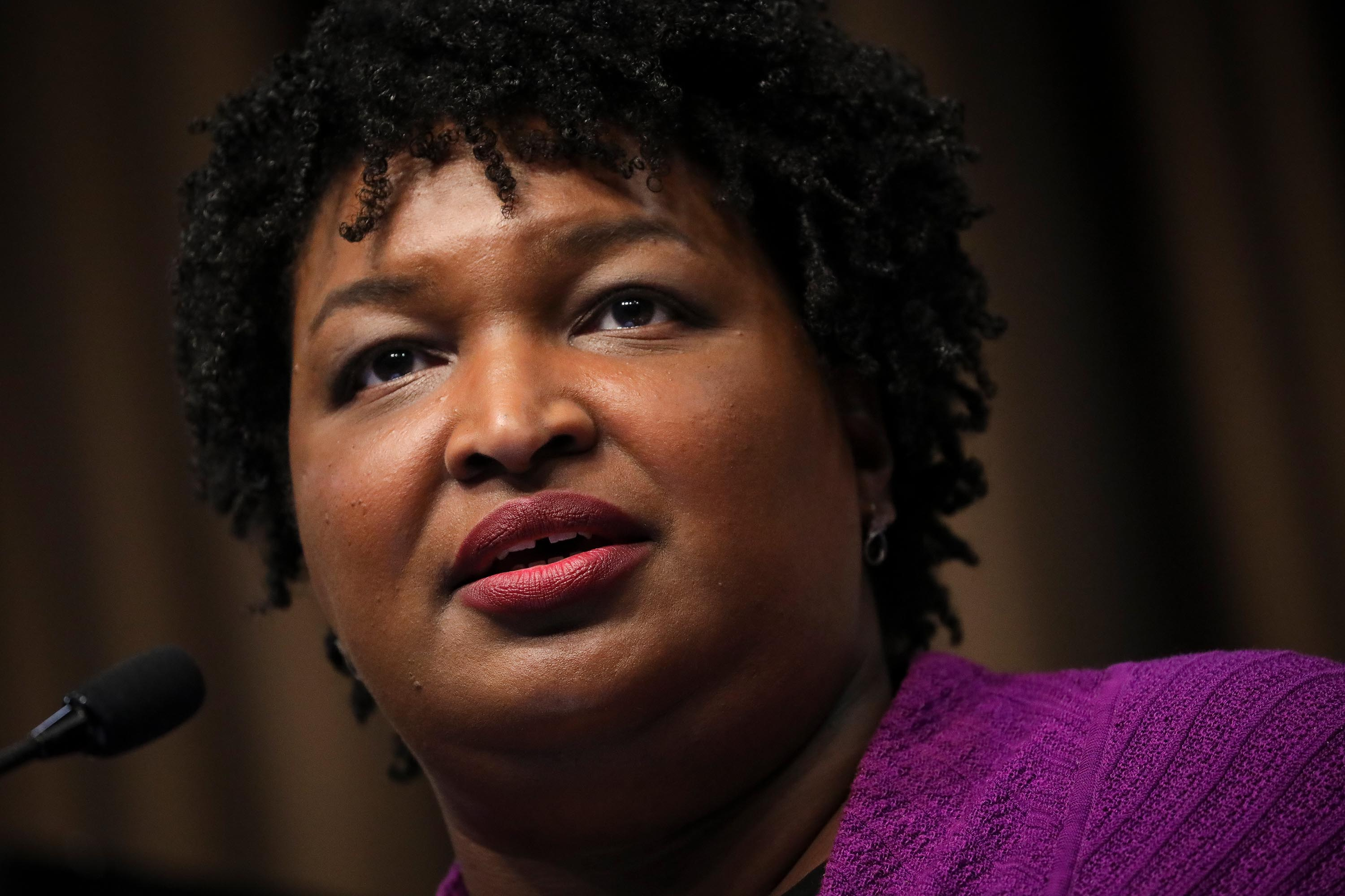 Abrams: Trump is attempting to distract from his failed leadership with election claims