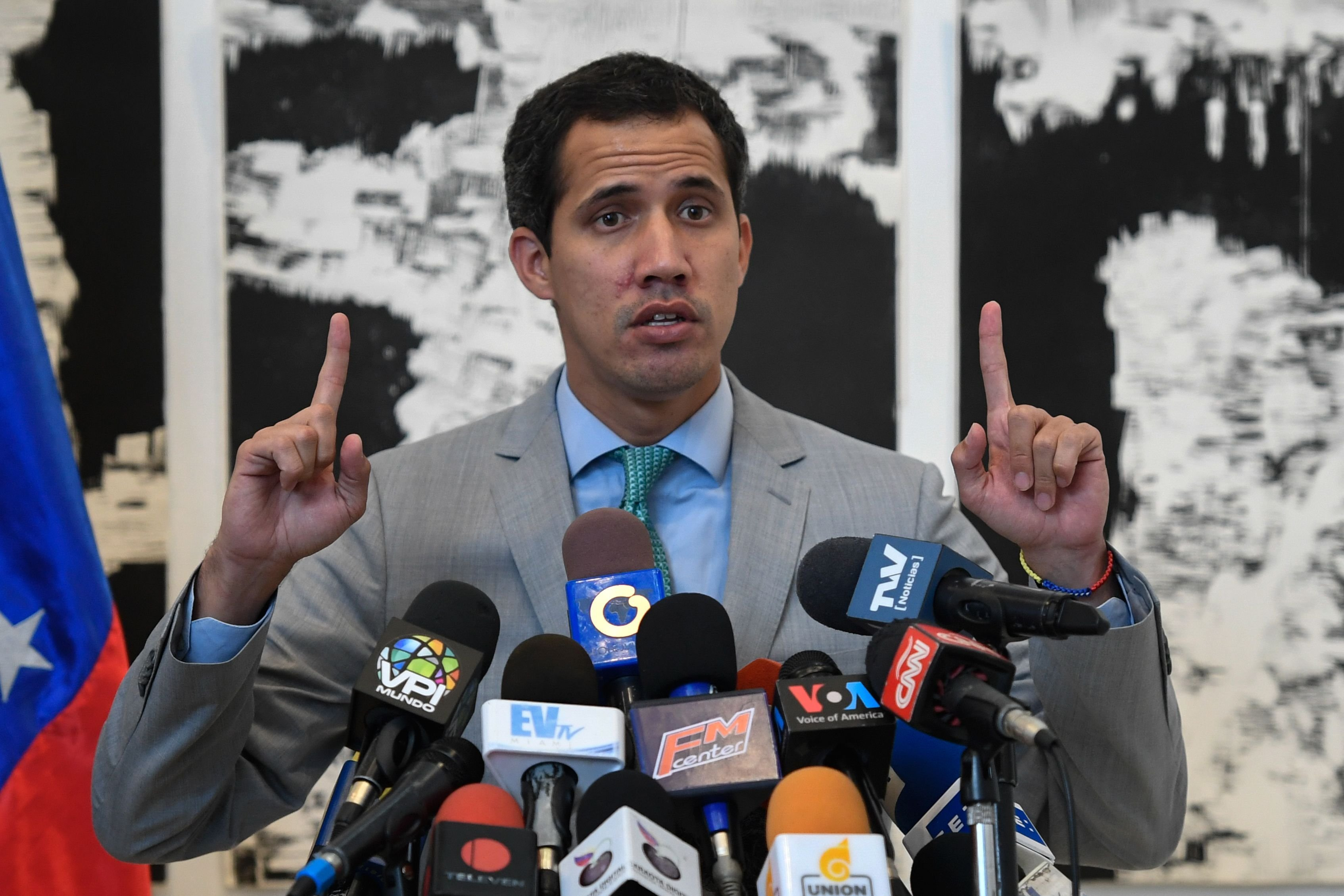 State Department looking at redirecting Central American aid to Guaido