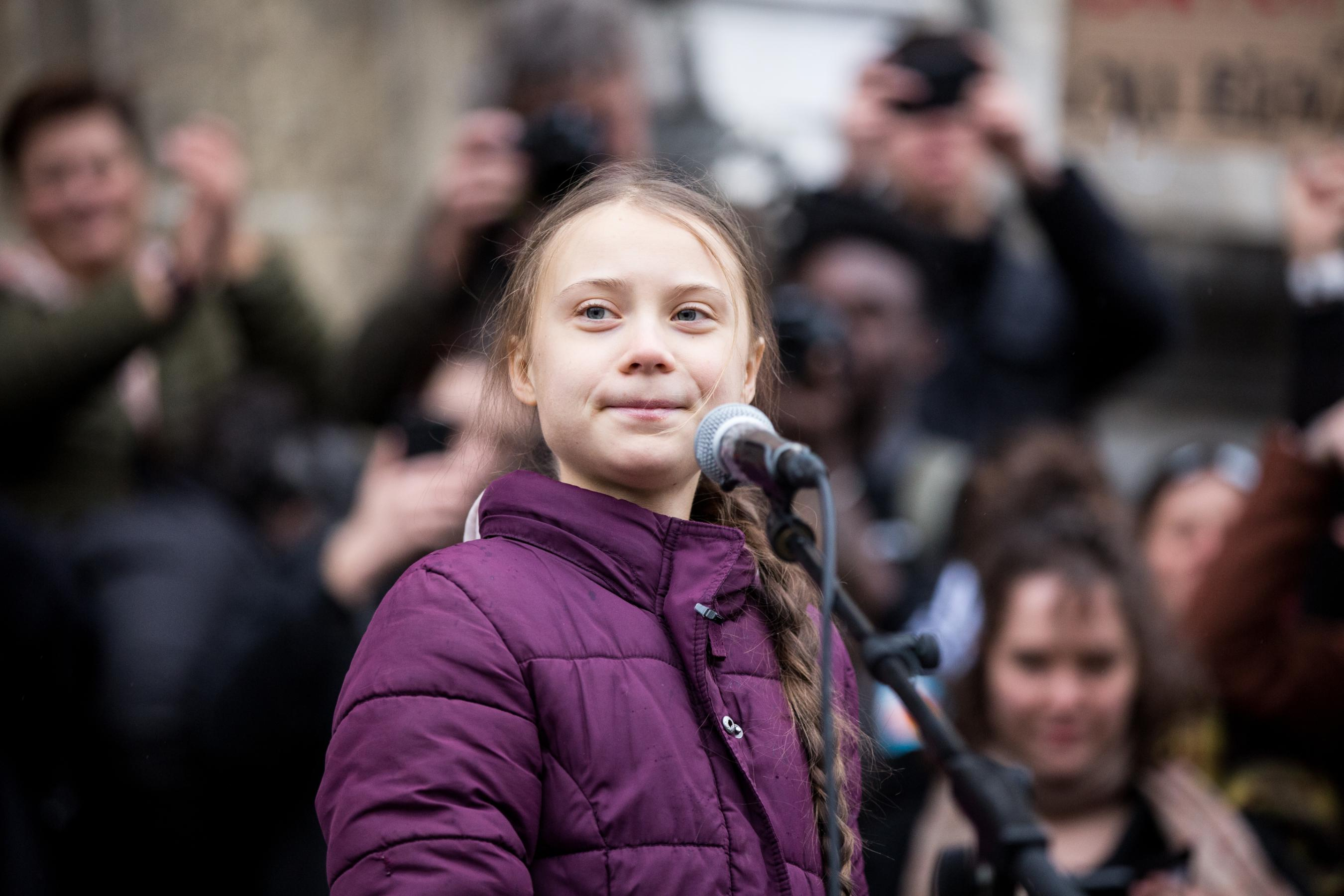 Mnuchin says Greta Thunberg can explain US economic policy after she studies economics in college
