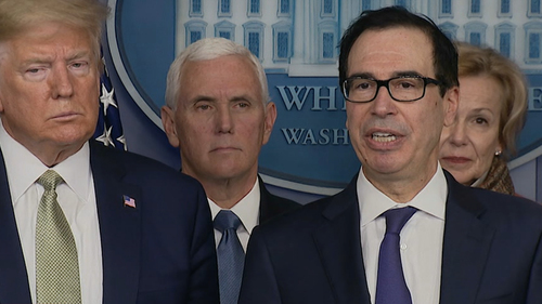Image for US tax filing deadline moved to July 15, Mnuchin says
