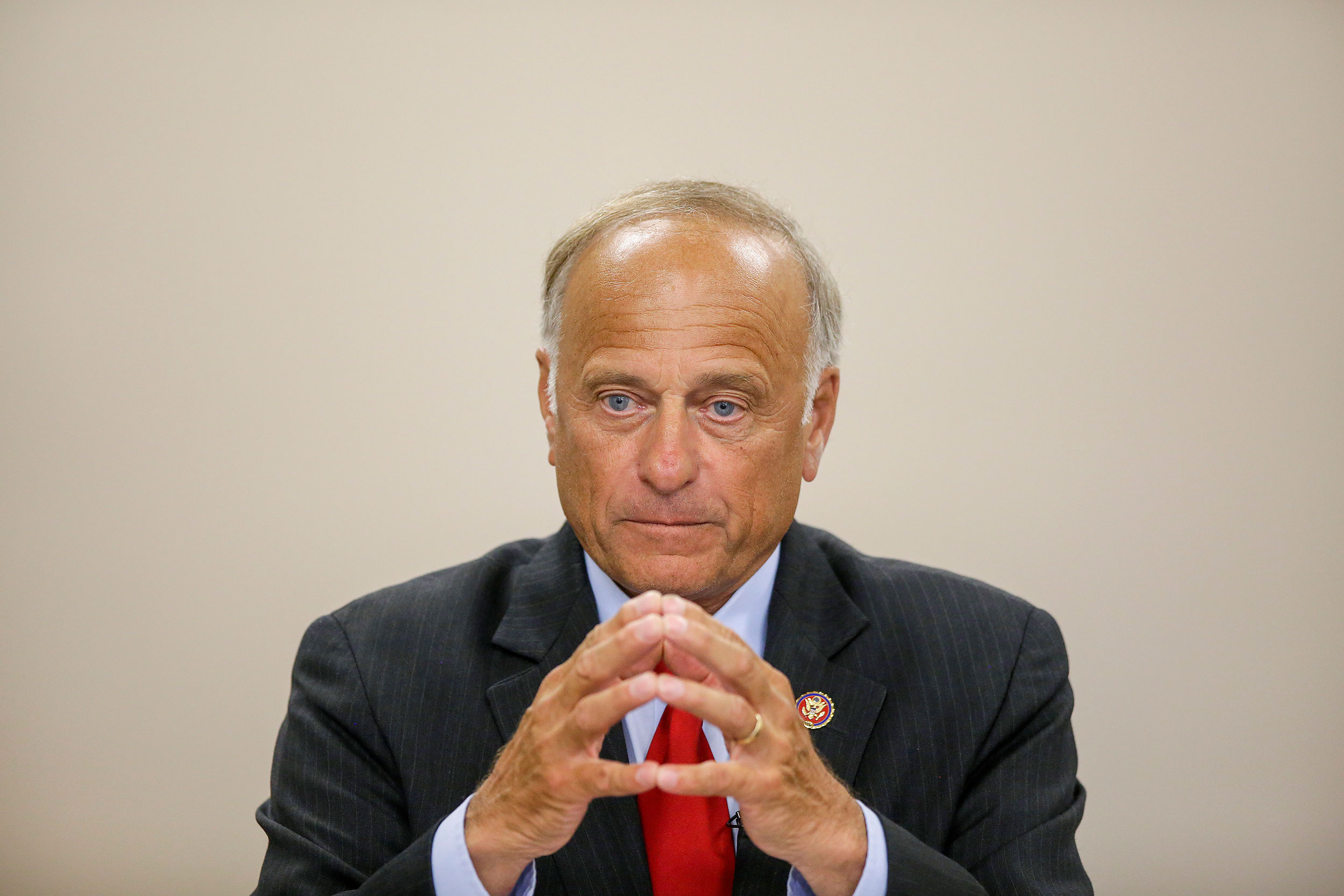 Is Steve King (finally) done for politically?