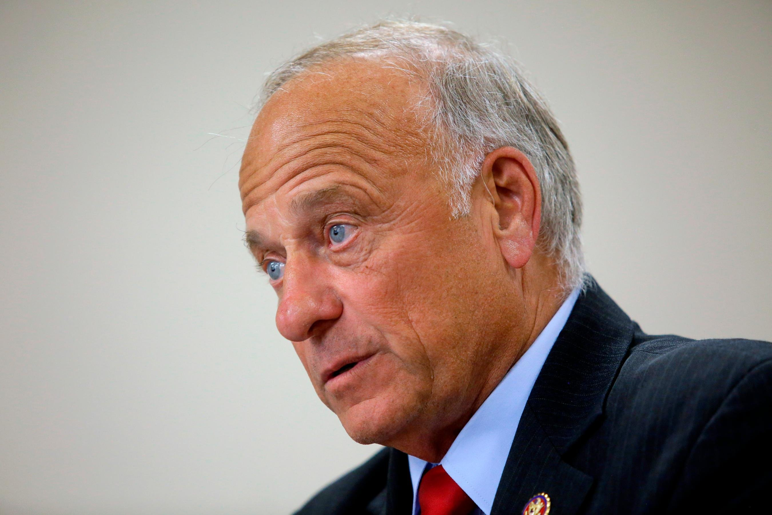 Steve King on losing his committee assignments: 'It's Kevin McCarthy's mistake, it's not mine'