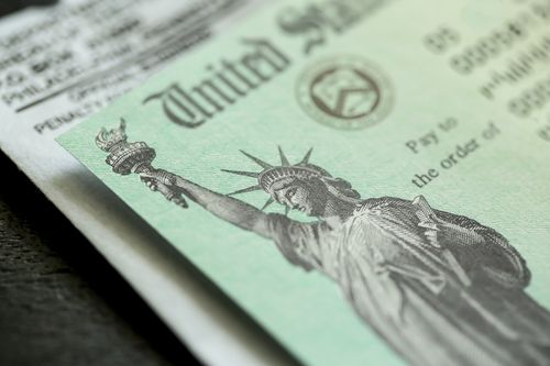 Image for Debt collectors can seize the new stimulus checks. Lawmakers are trying to fix that