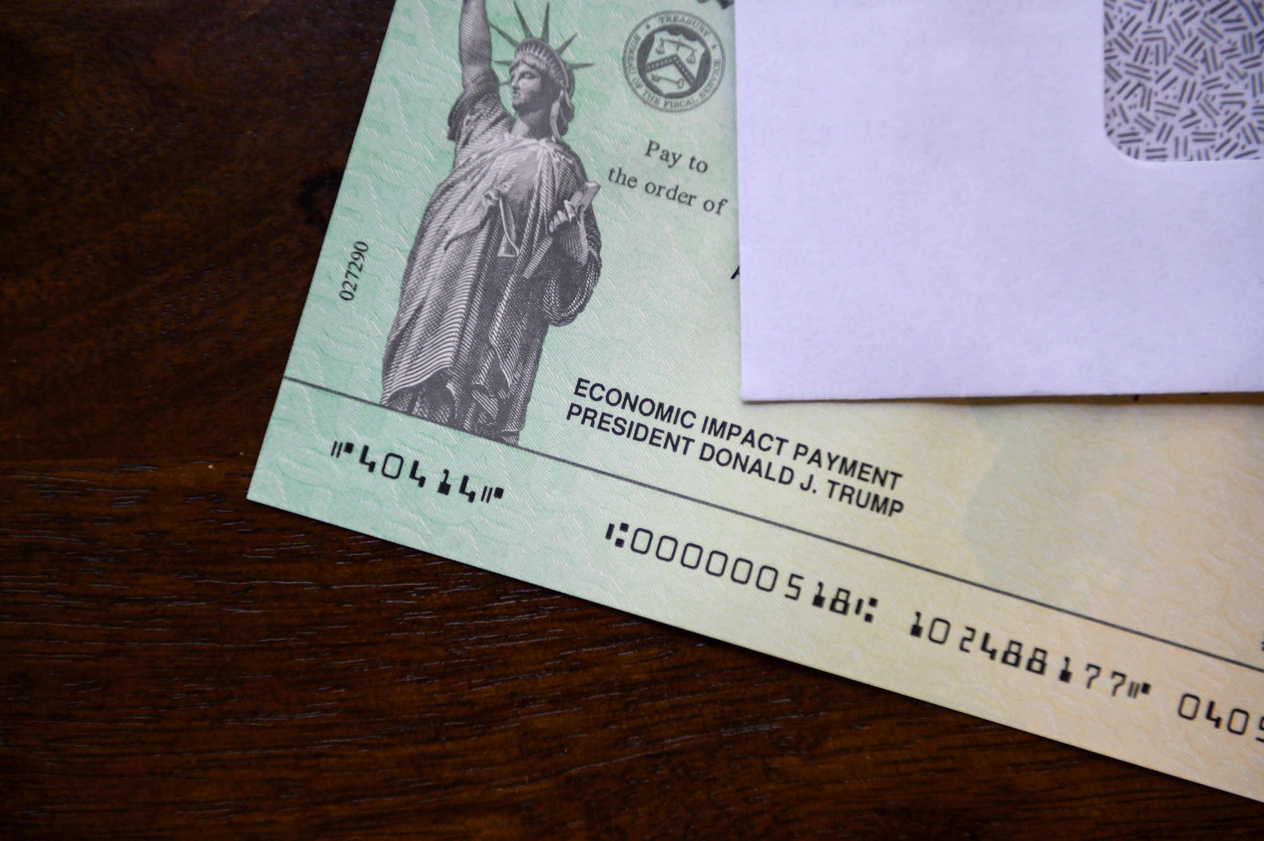 Stimulus deadline extended for Social Security recipients with kids