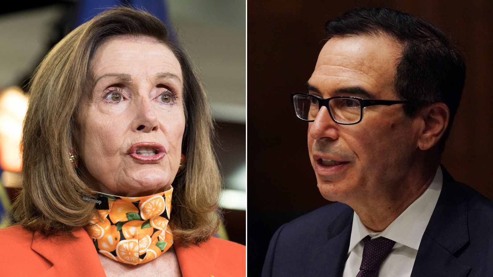 Stimulus negotiations latest: Hopes for a deal seem dim