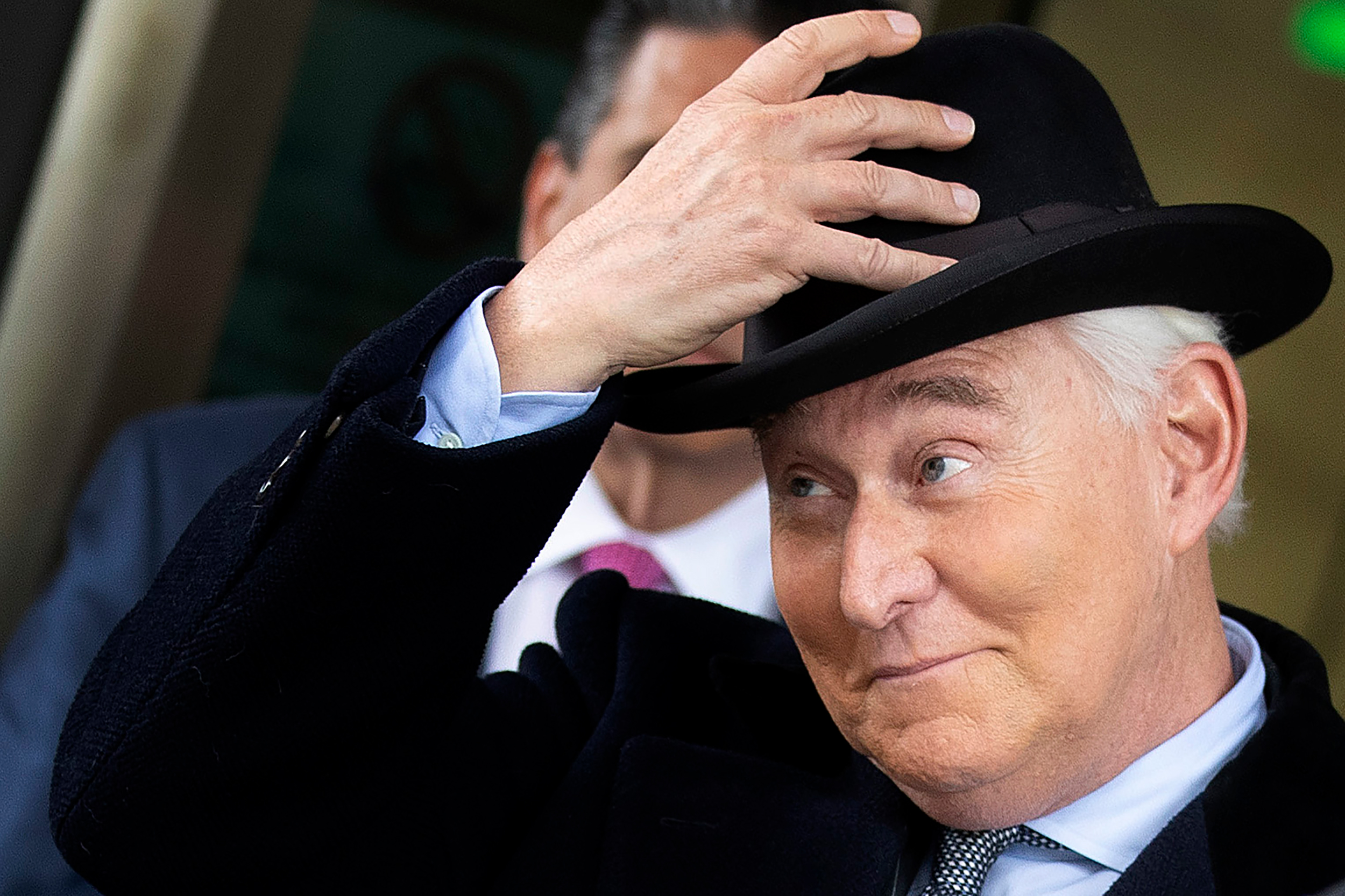 Roger Stone denies he protected Trump to secure commutation of sentence