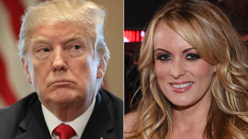 Image for Court orders Donald Trump to pay legal fees in Stormy Daniels suit