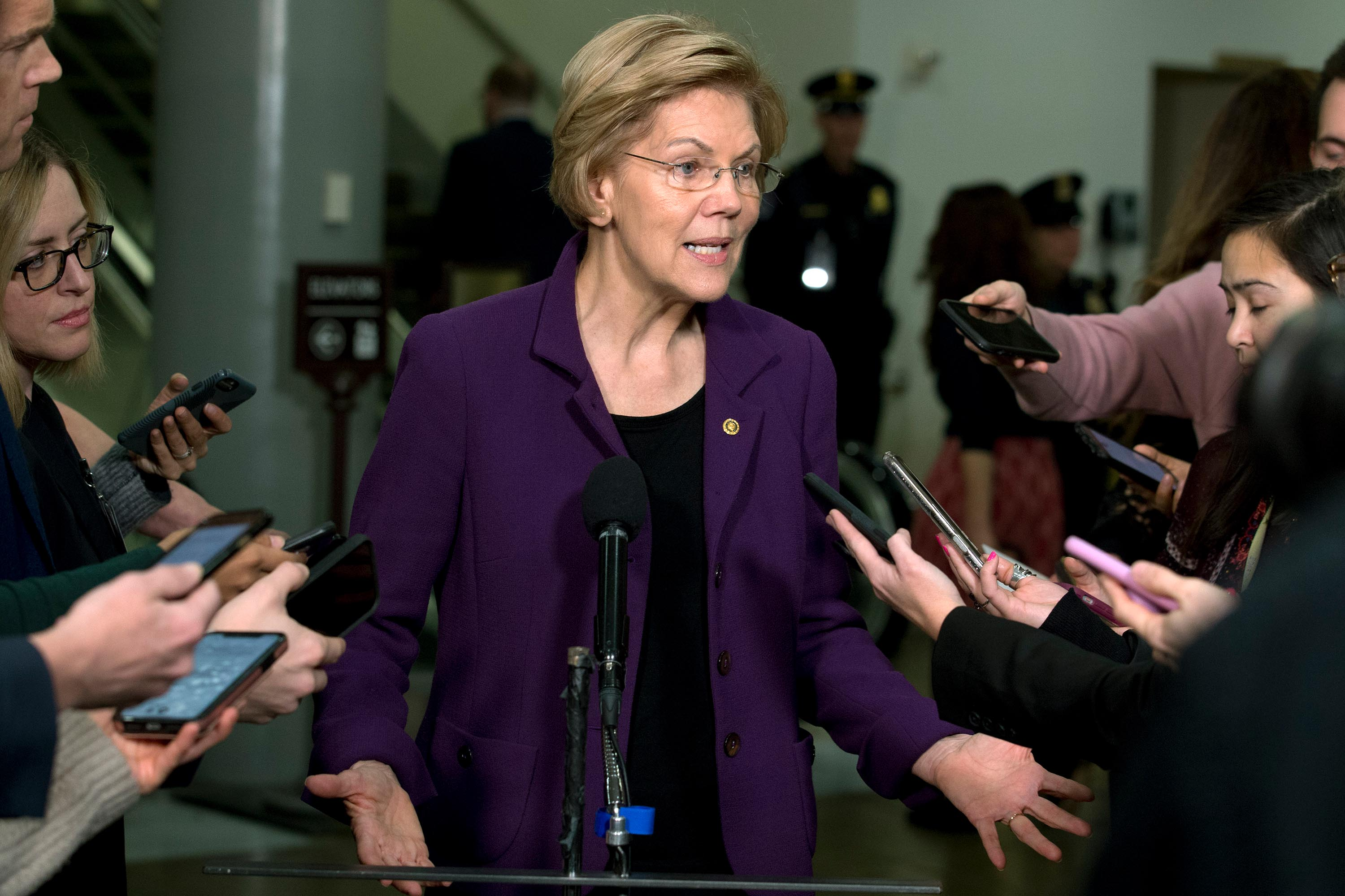 Stuck in Washington: Democratic senators trade campaign trail for impeachment trial